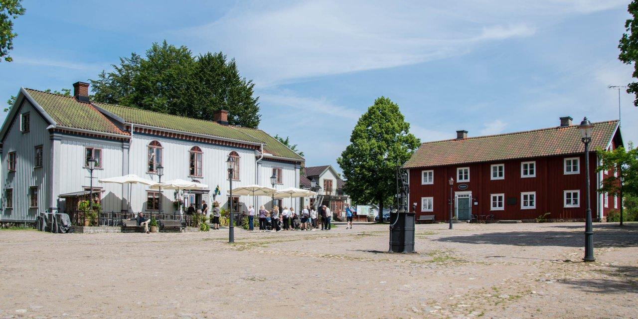 Ljungby Gamla Torg 2019