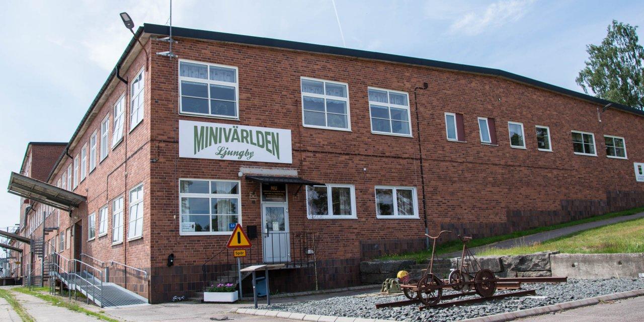 Minivärlden Ljungby 2019