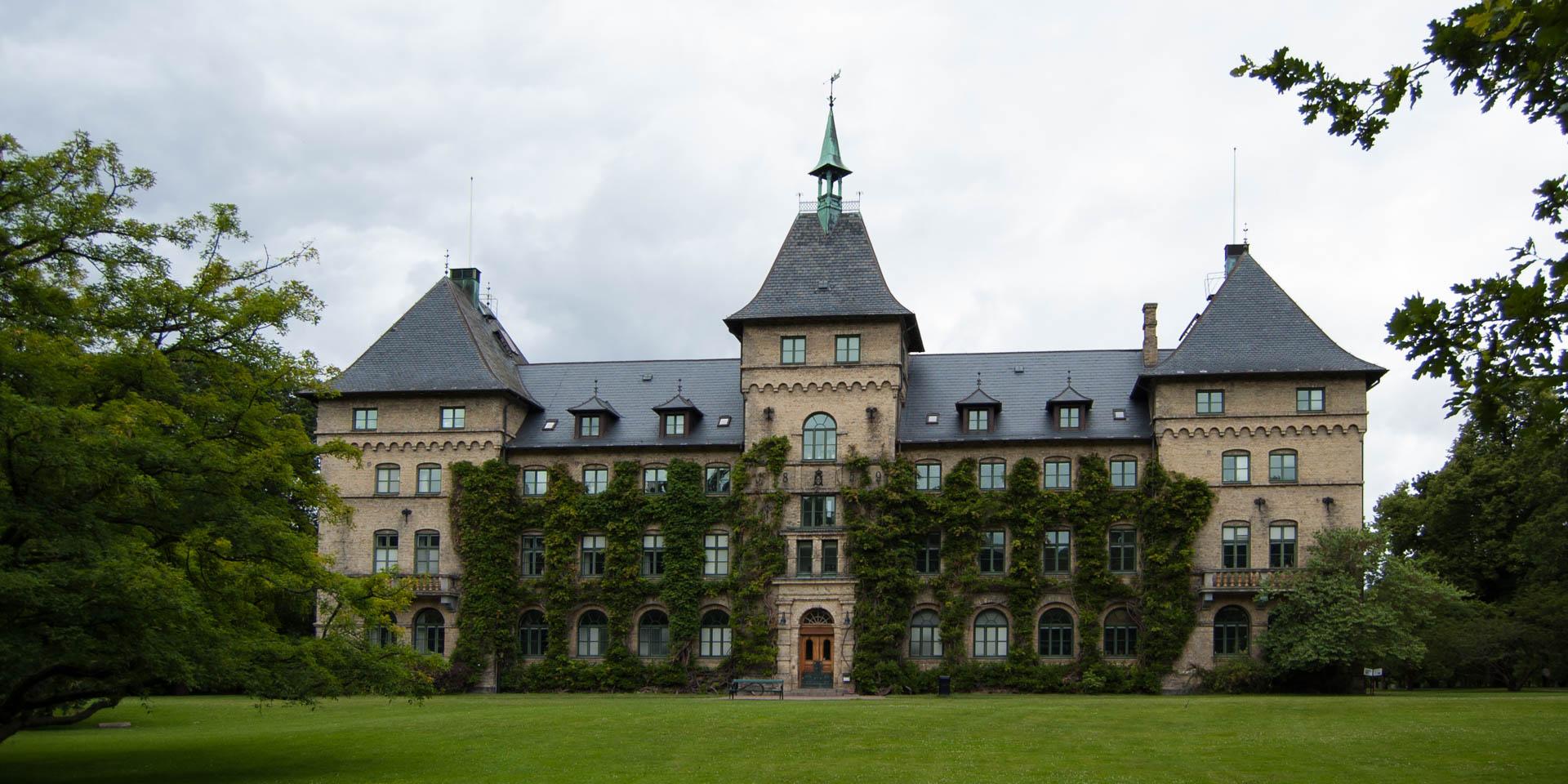 Alnarps Slott & Alnarpsparken 2015