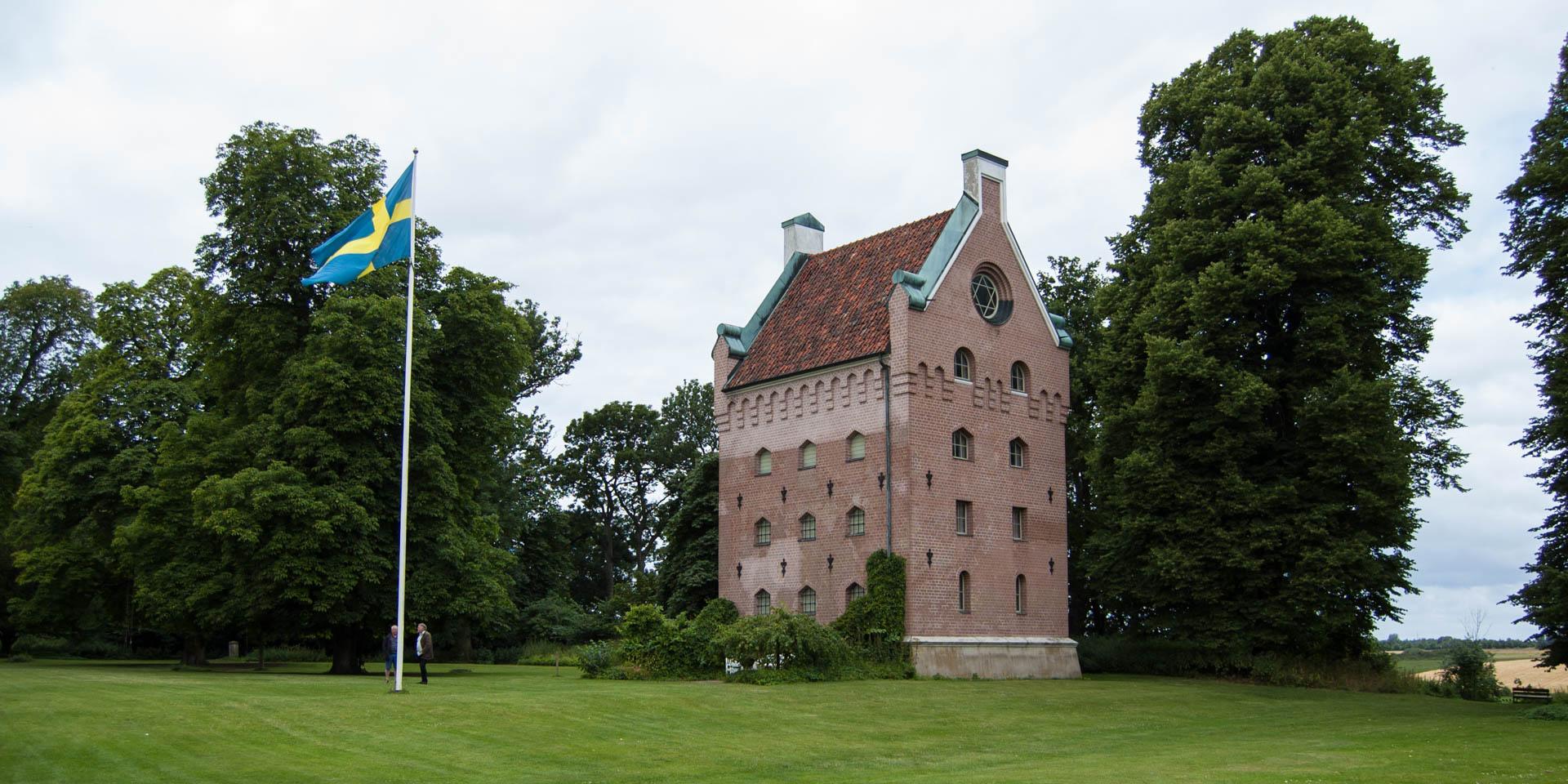 Borgeby Slott 2015