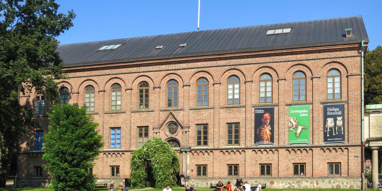 Lunds Universitets Historiska Museet 2014