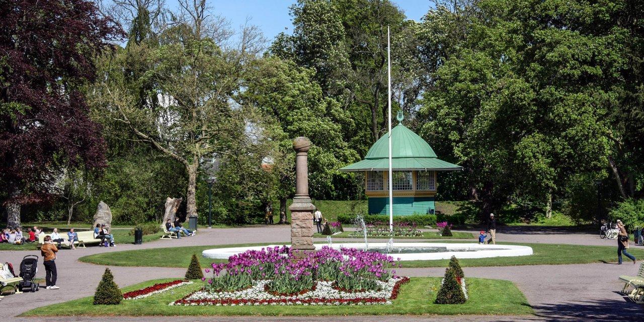 Stadsparken 2009