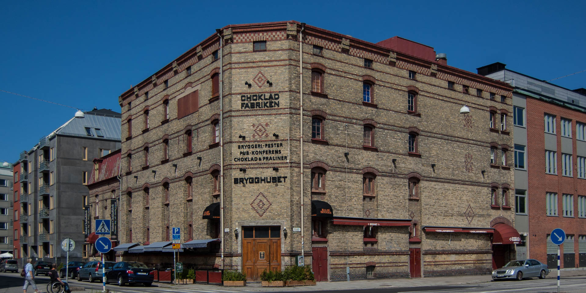Malmö Chokladfabrik 2011