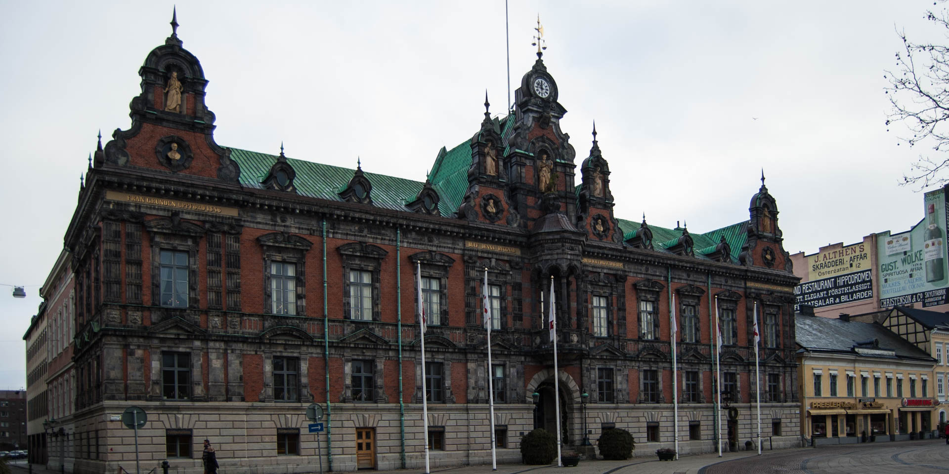 Malmö Rådhus 2011