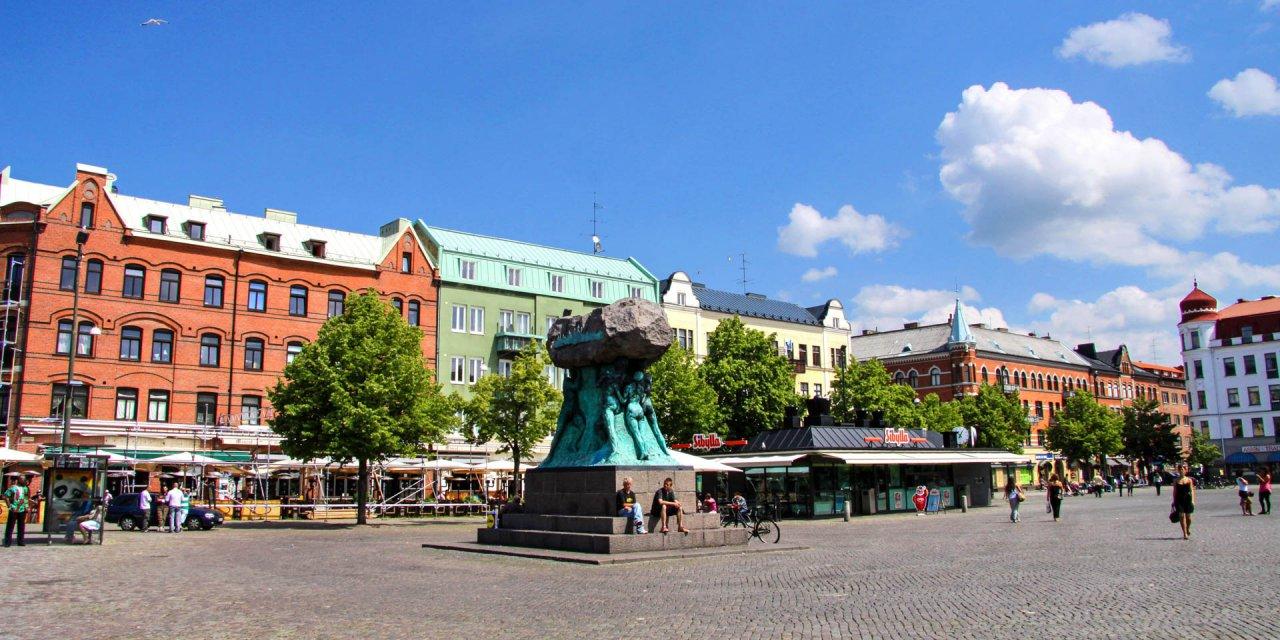 Möllevångstorget & Möllevången 2011