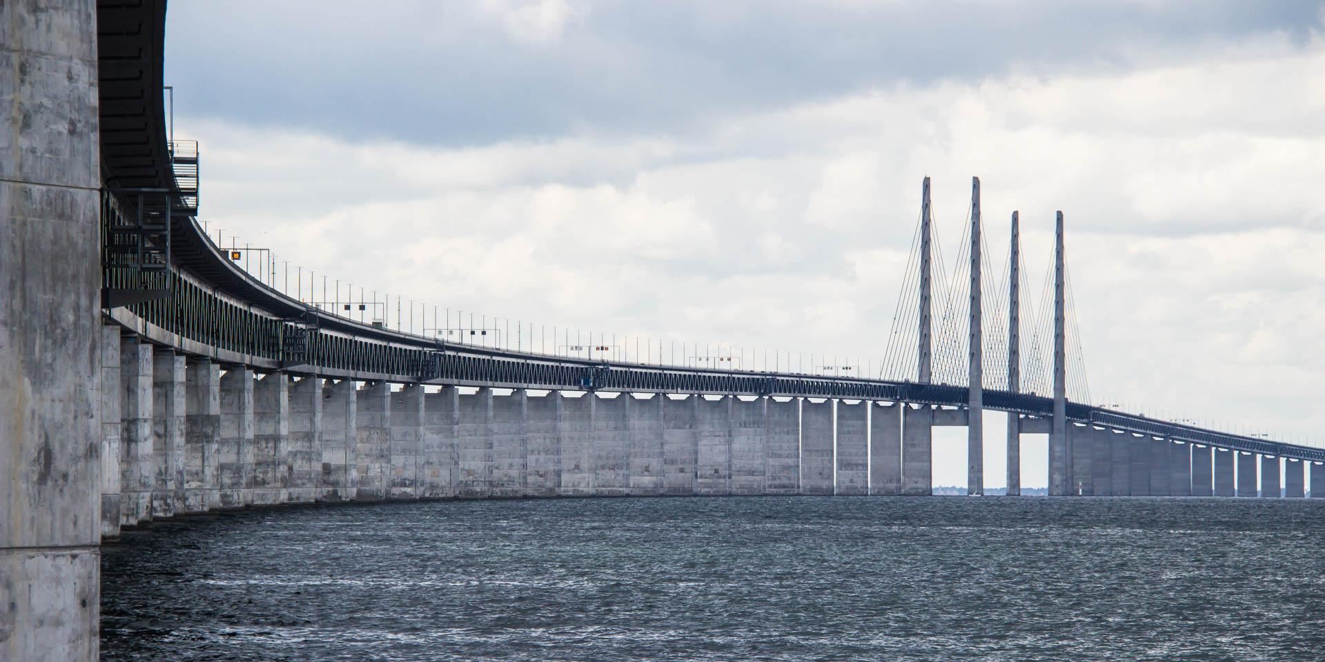 Öresundsbron 2014