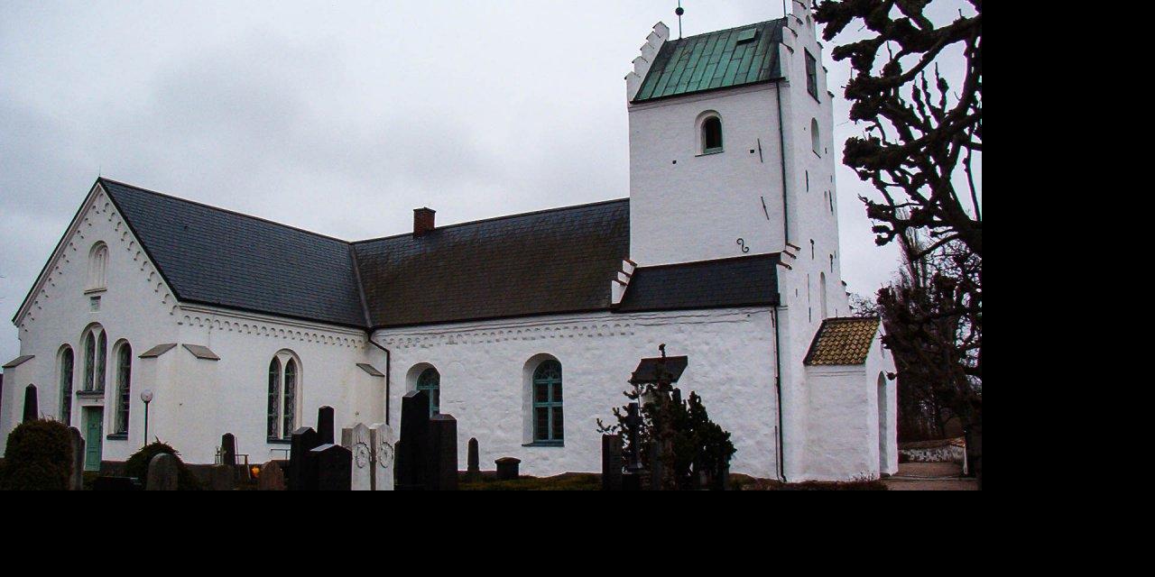 Södra Sallerups Kyrka 2005