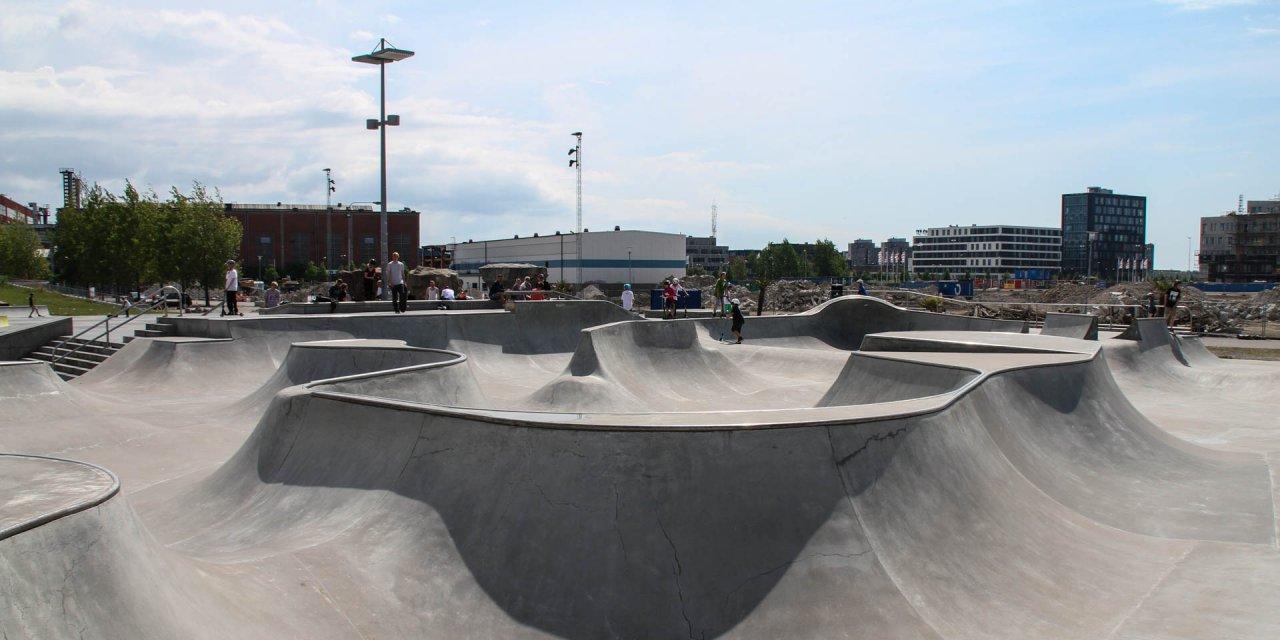 Stapelbäddsparken 2012