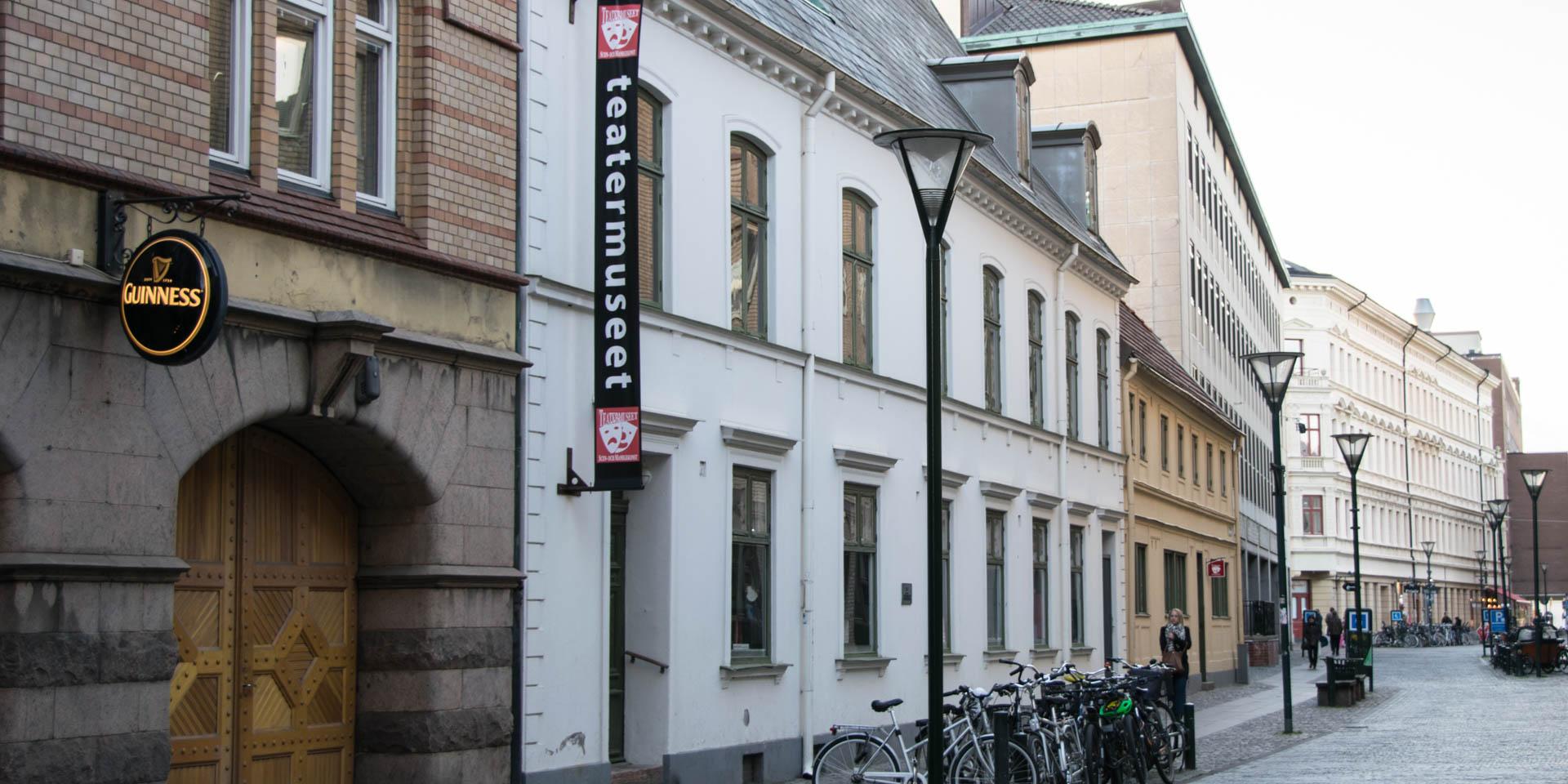 Teatermuseet 2015