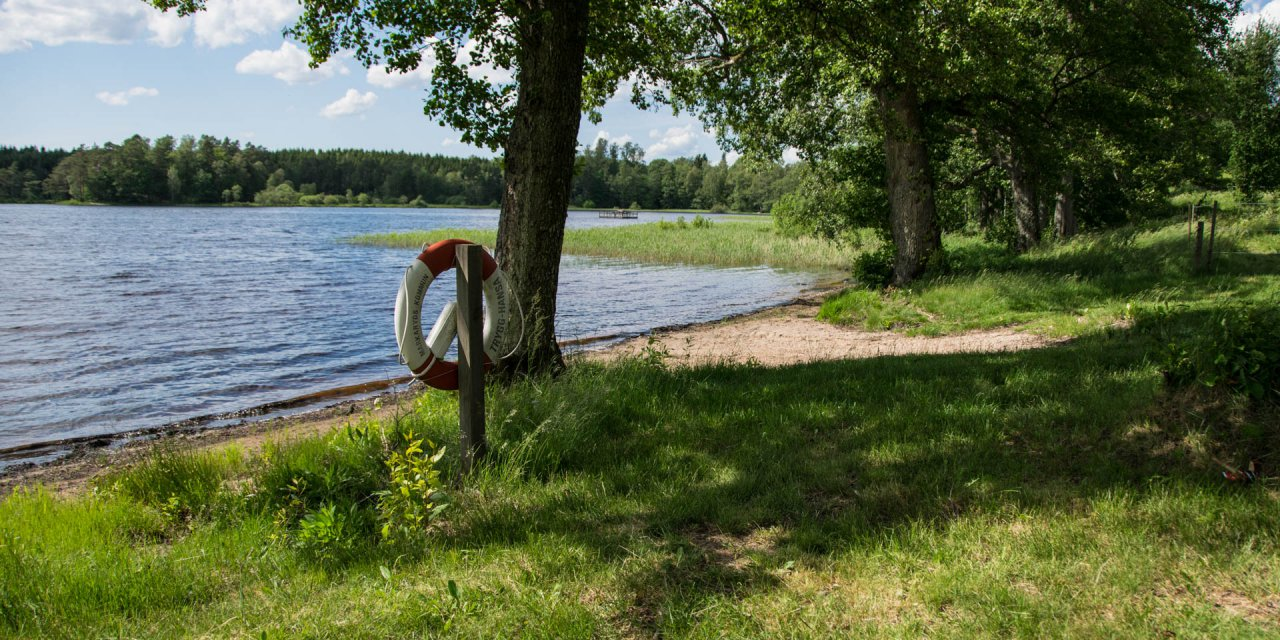 Hannabadssjöns Badplats 2019