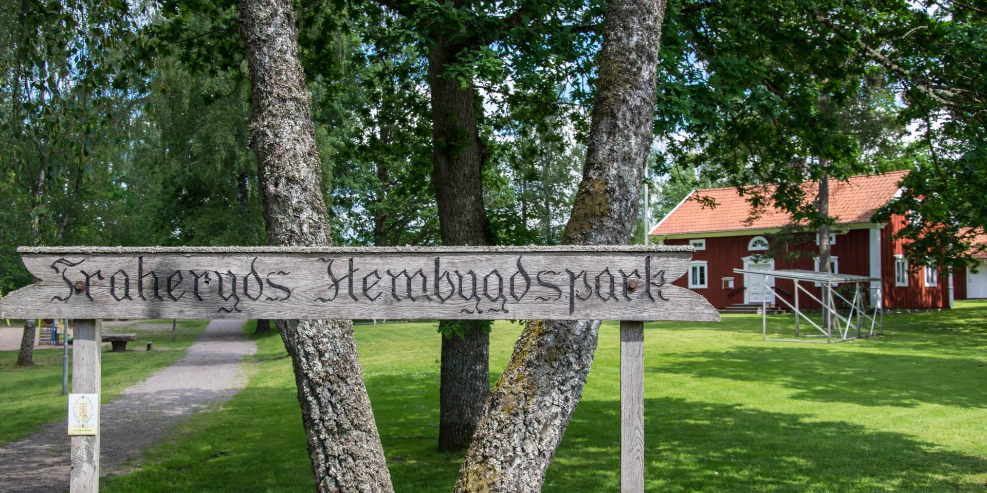 Traheryds Hembygdspark 2019