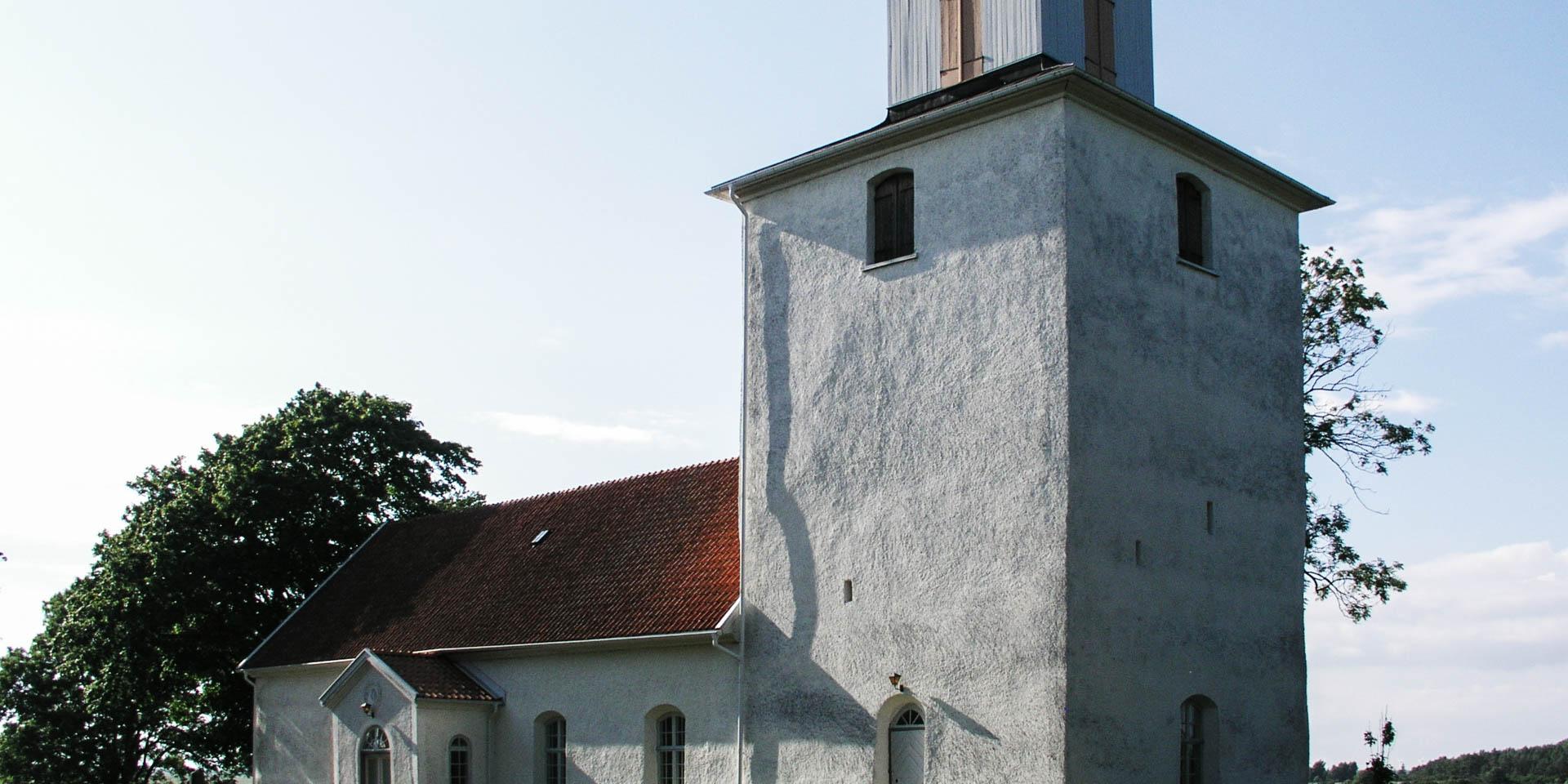 Ås Kyrka 2005
