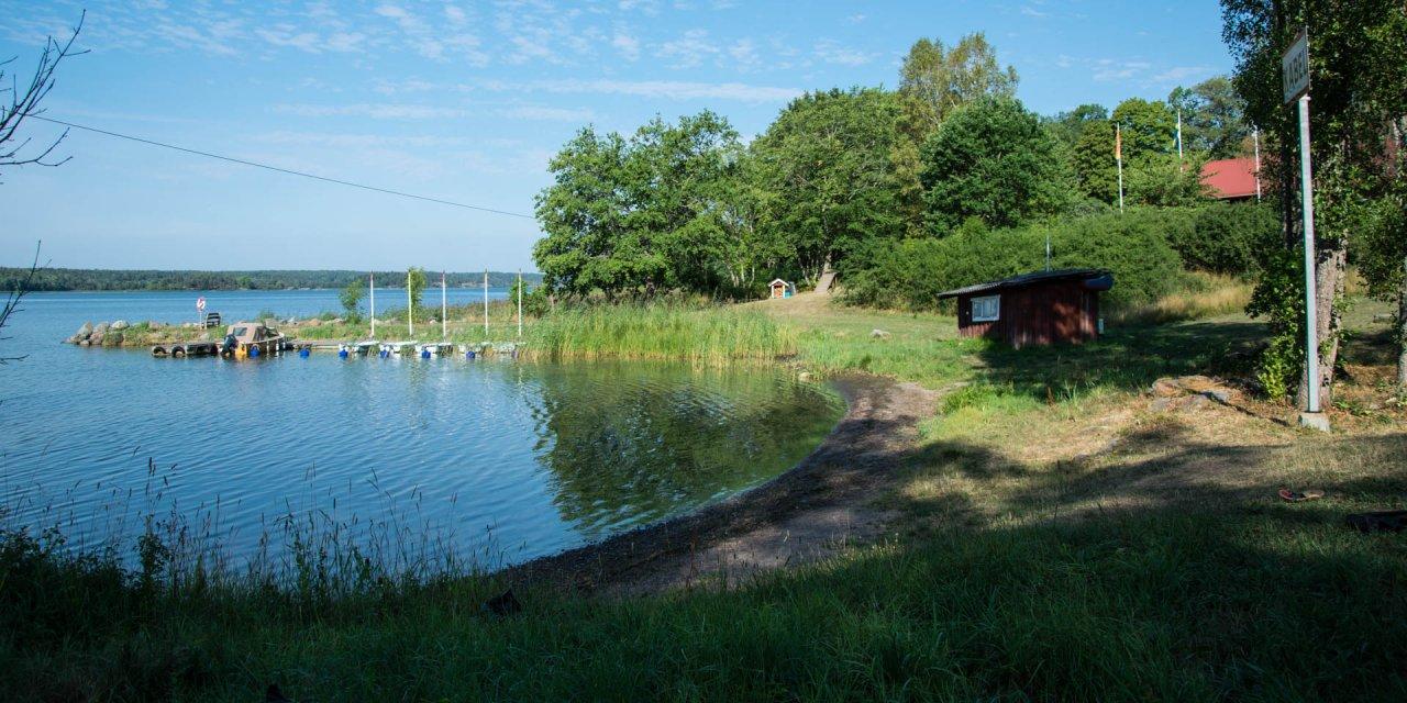 Breviks Lägergårds Badplats 2018
