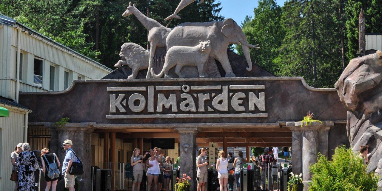 Kolmårdens Djurpark 2014