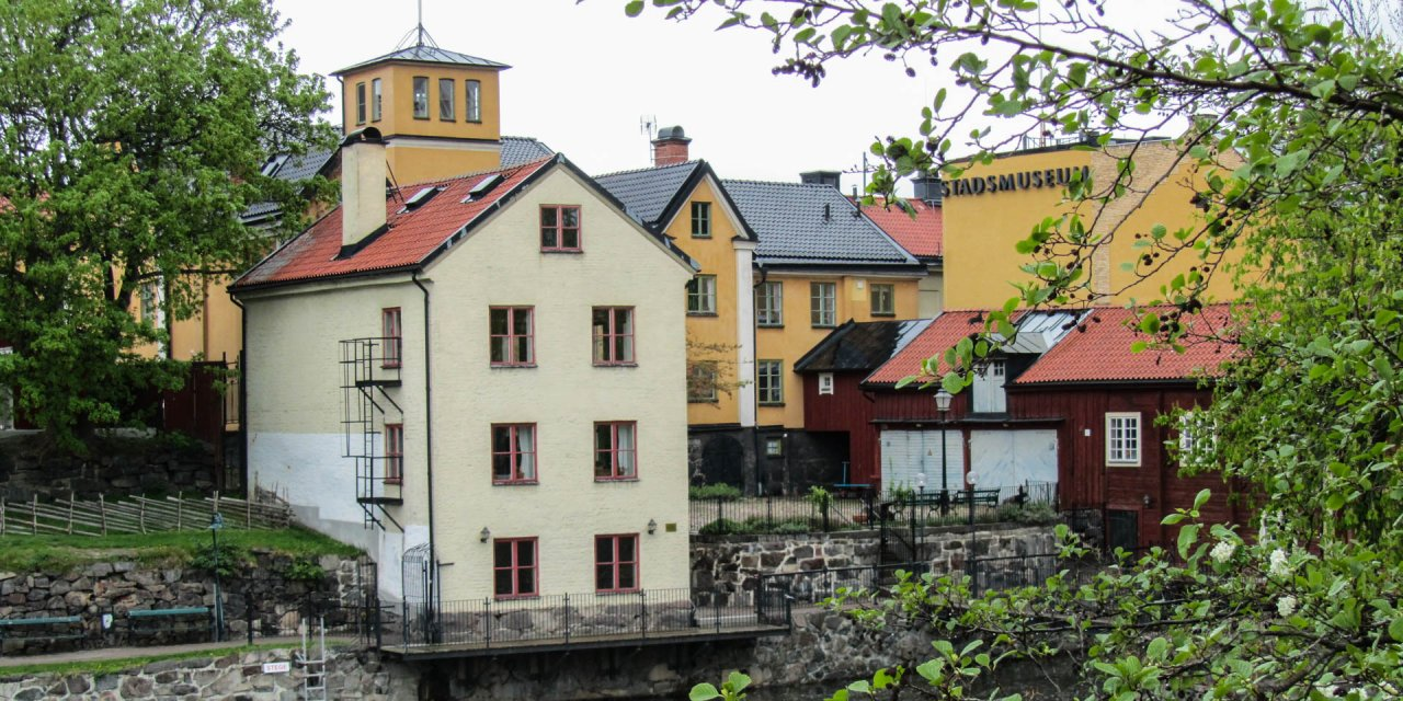 Norrköpings Stadsmuseum 2012