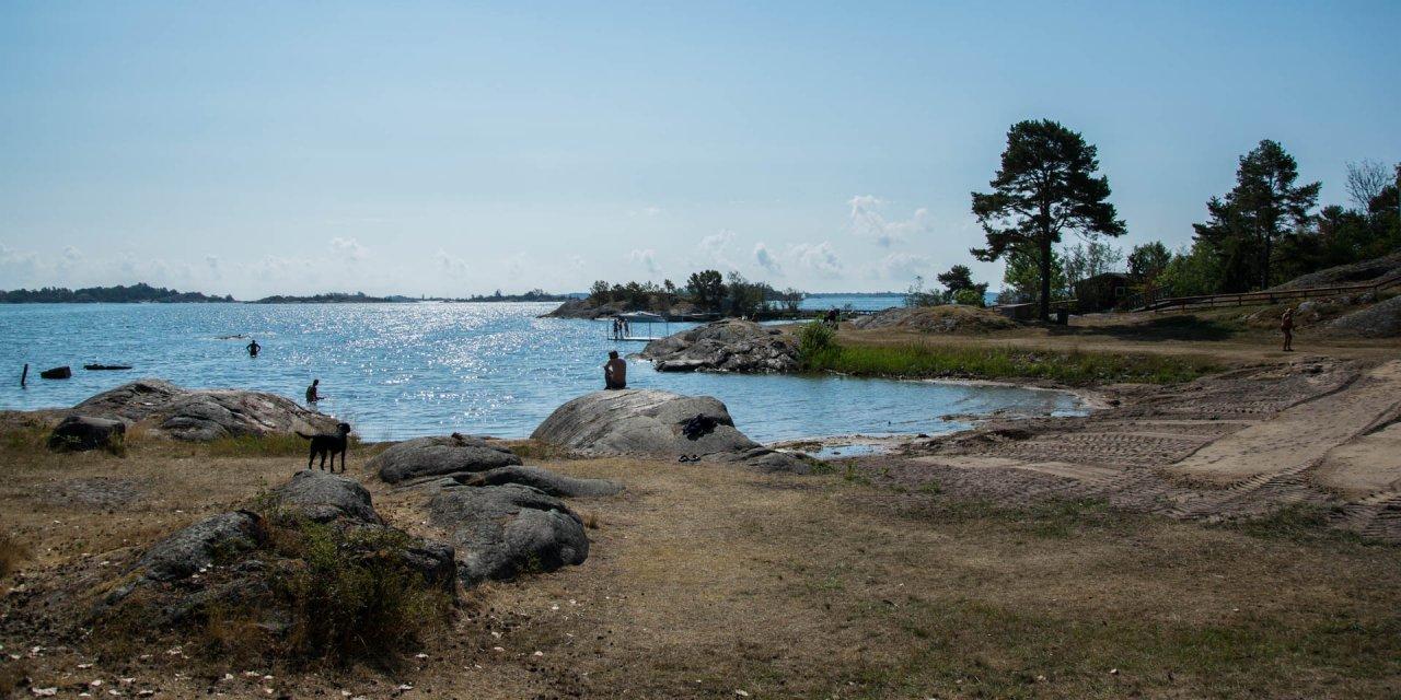 Sköldviks Badplats 2018