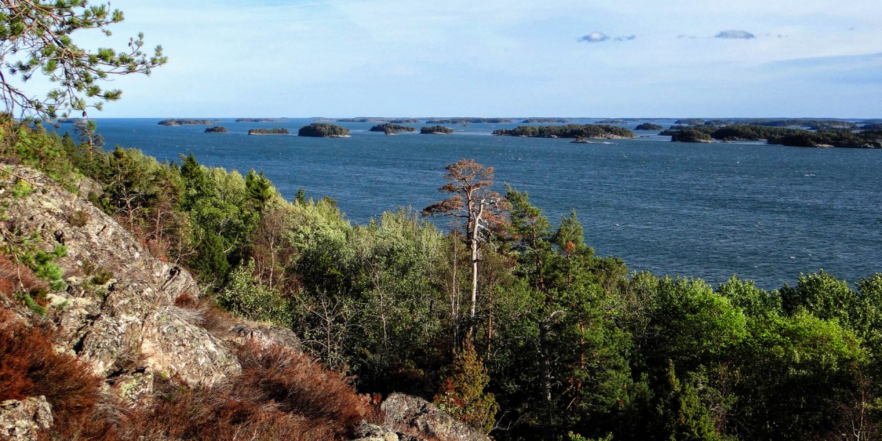 Nävekvarns Klints Naturreservat 2018