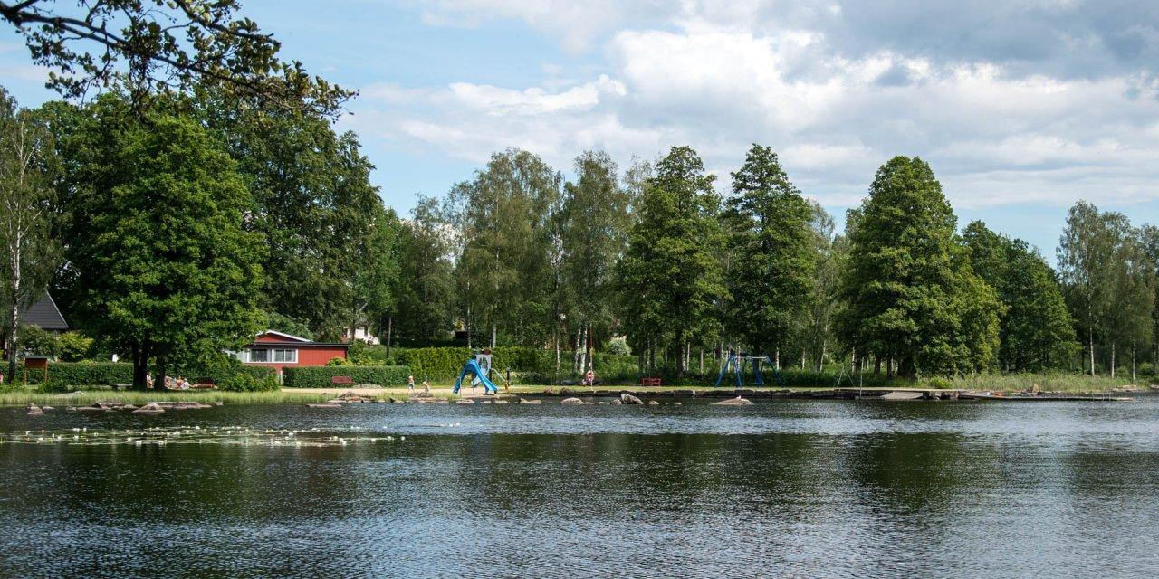 Södersjöns Badplats 2017