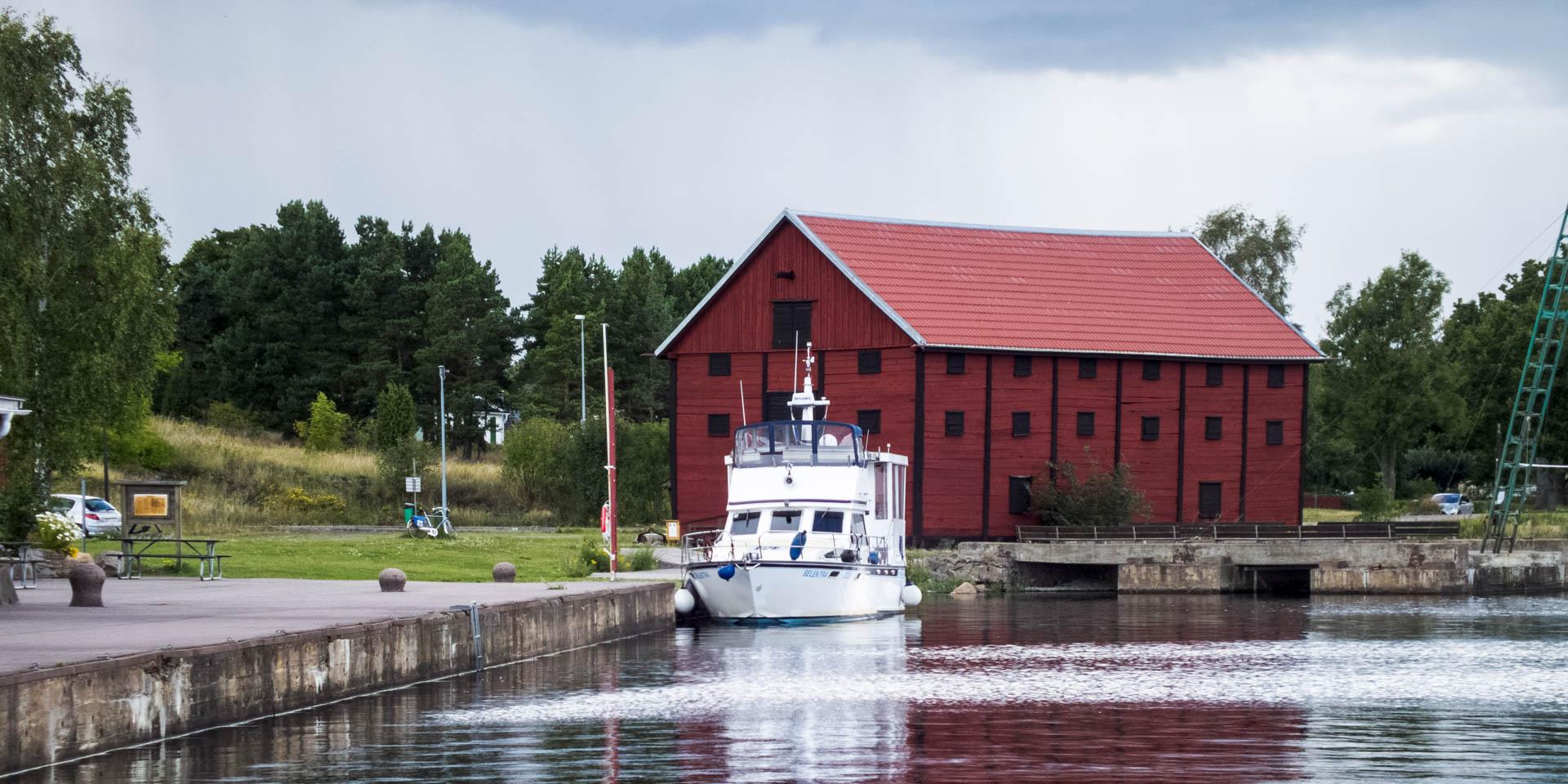 Callerströmska Hamnmagasin 2014