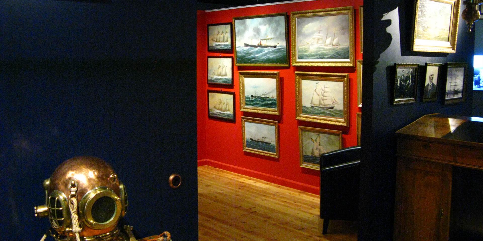 Oskarshamns Sjöfartsmuseet 2013
