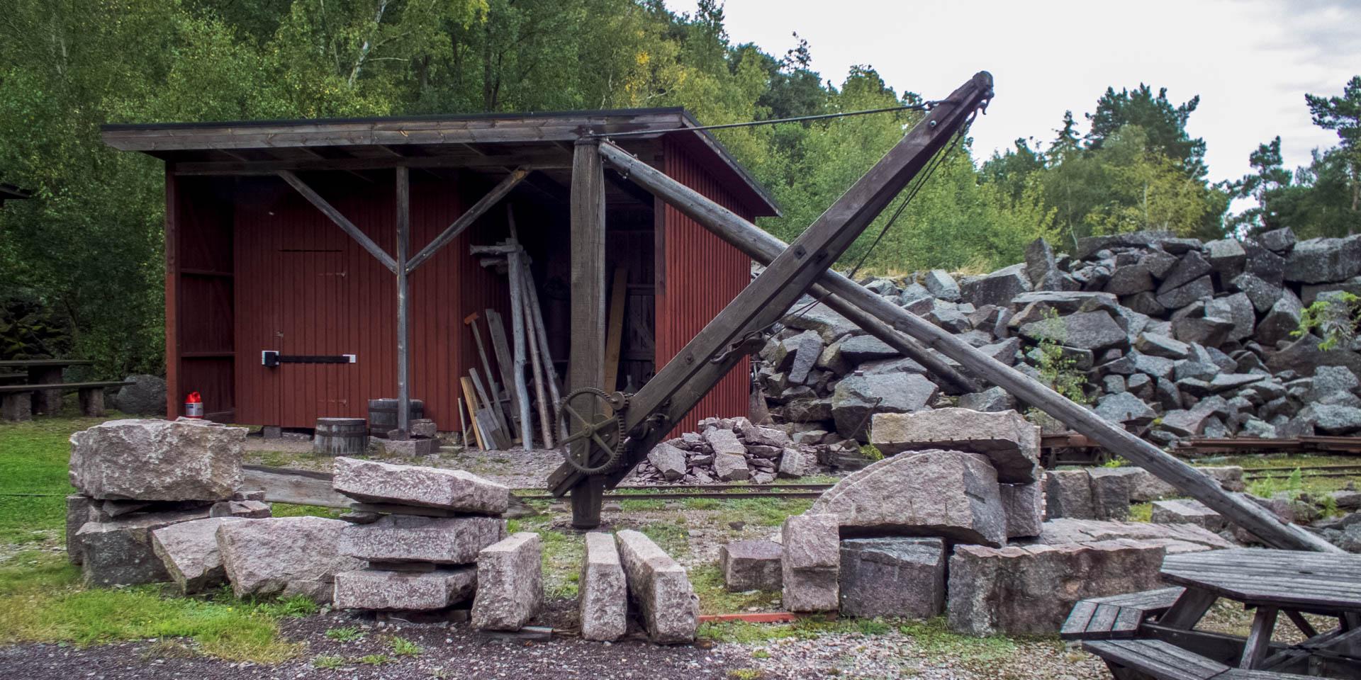 Våneviks Stenhuggarmuseum 2014