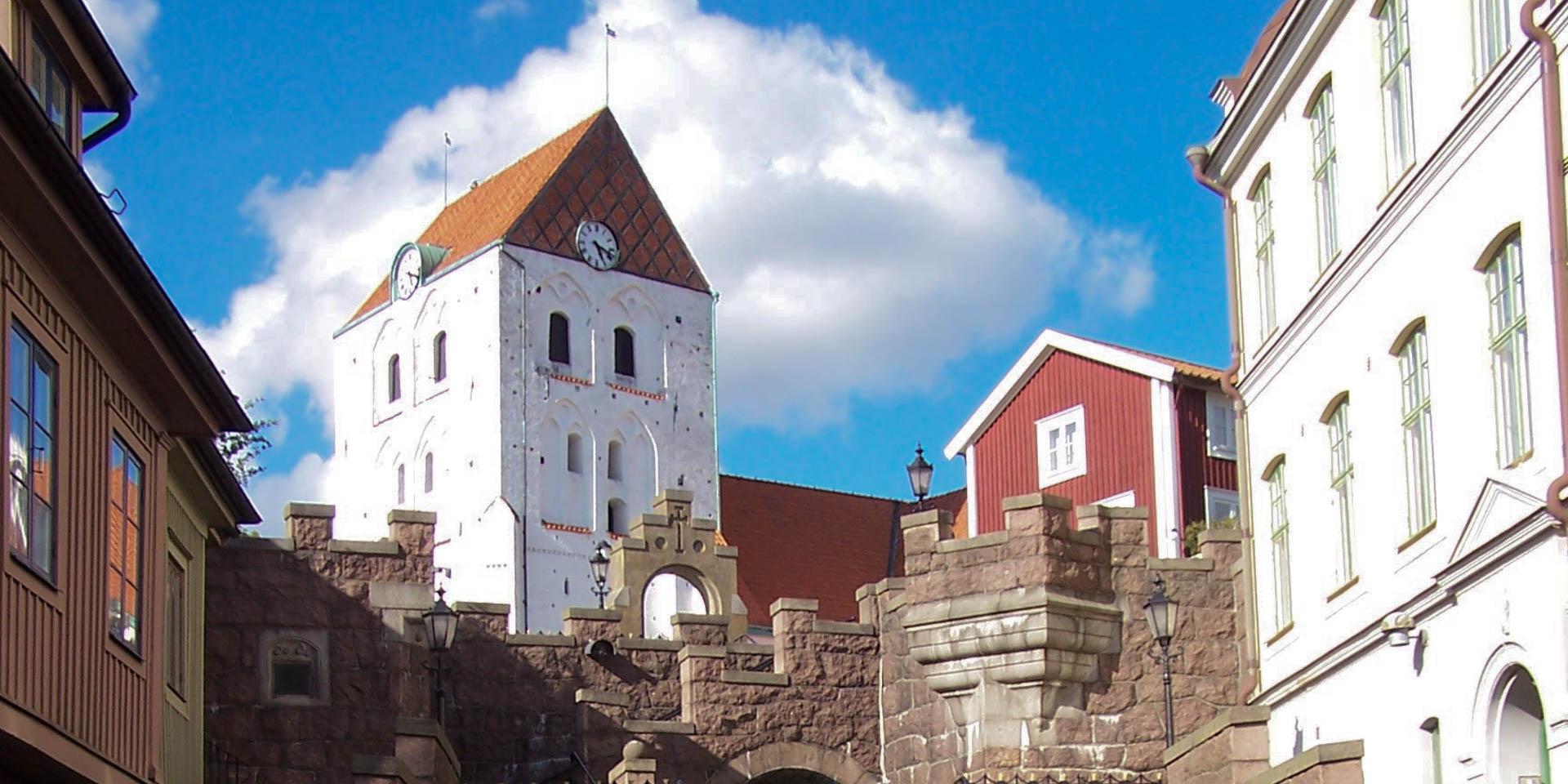 Heliga Kors Kyrka 2005