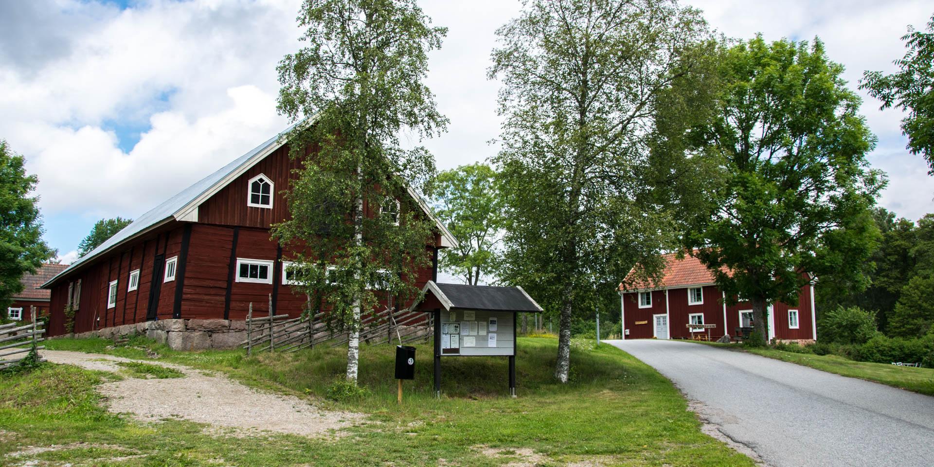 Vannslätten Hembygdsgård 2017