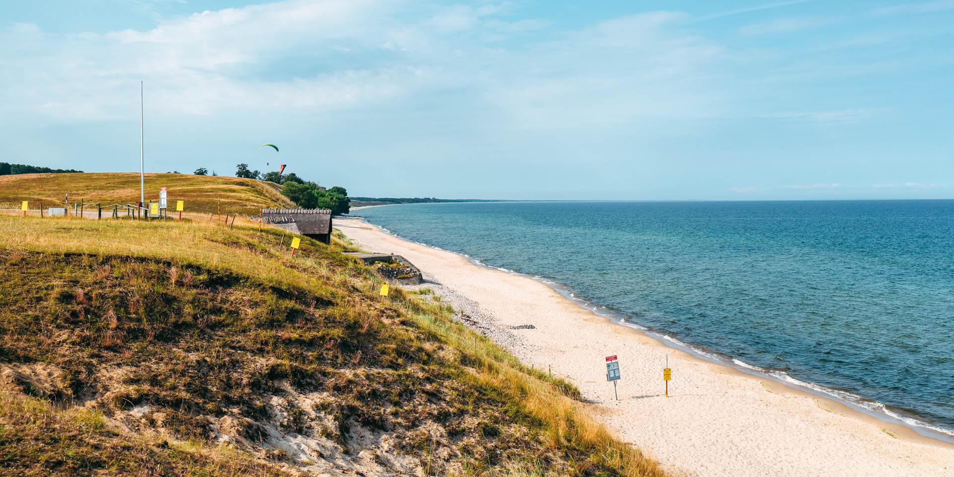 Haväng & Vitemölla Strandbackars Naturreservat 2019