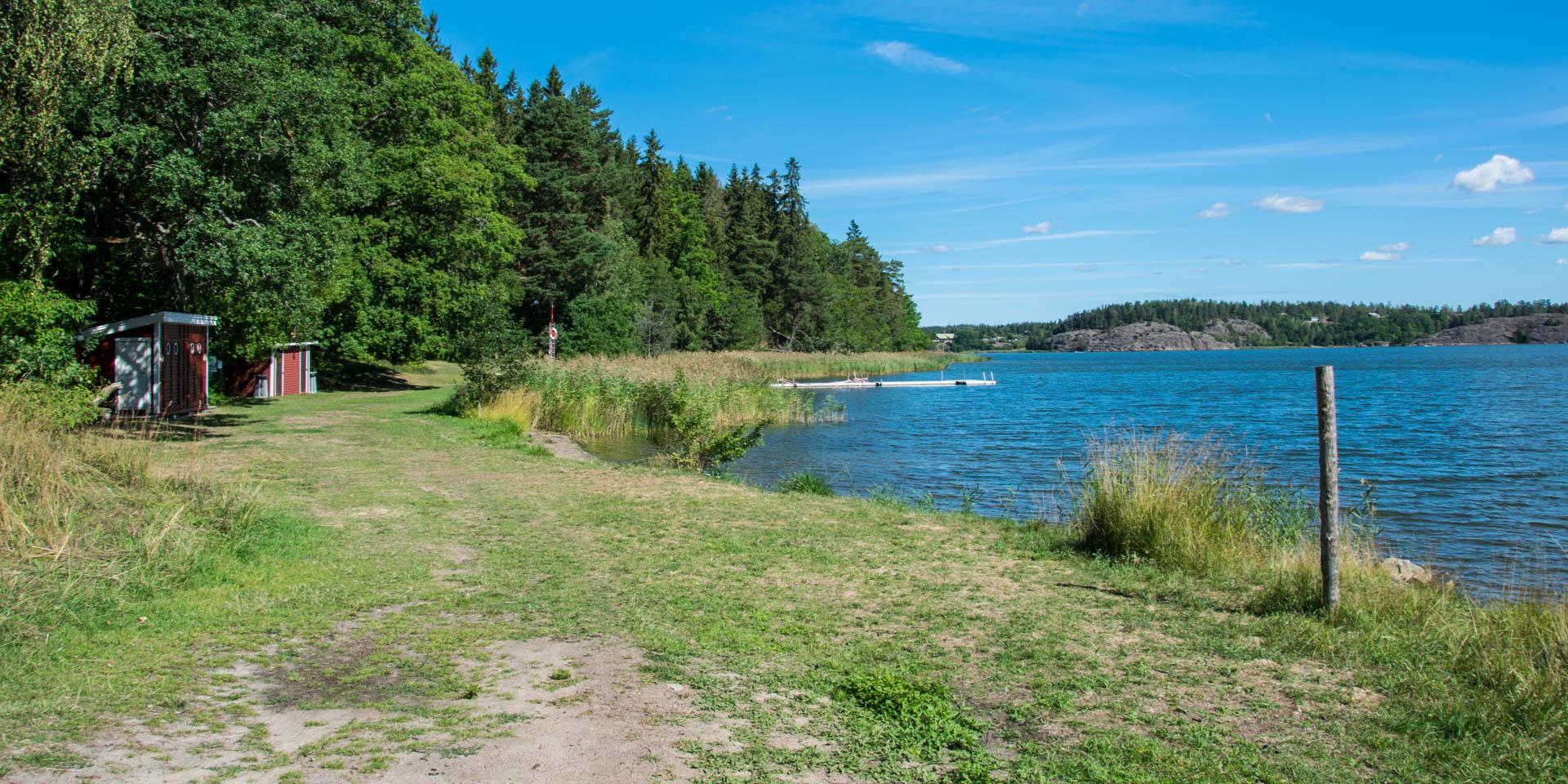 Husbyviks Badplats 2018