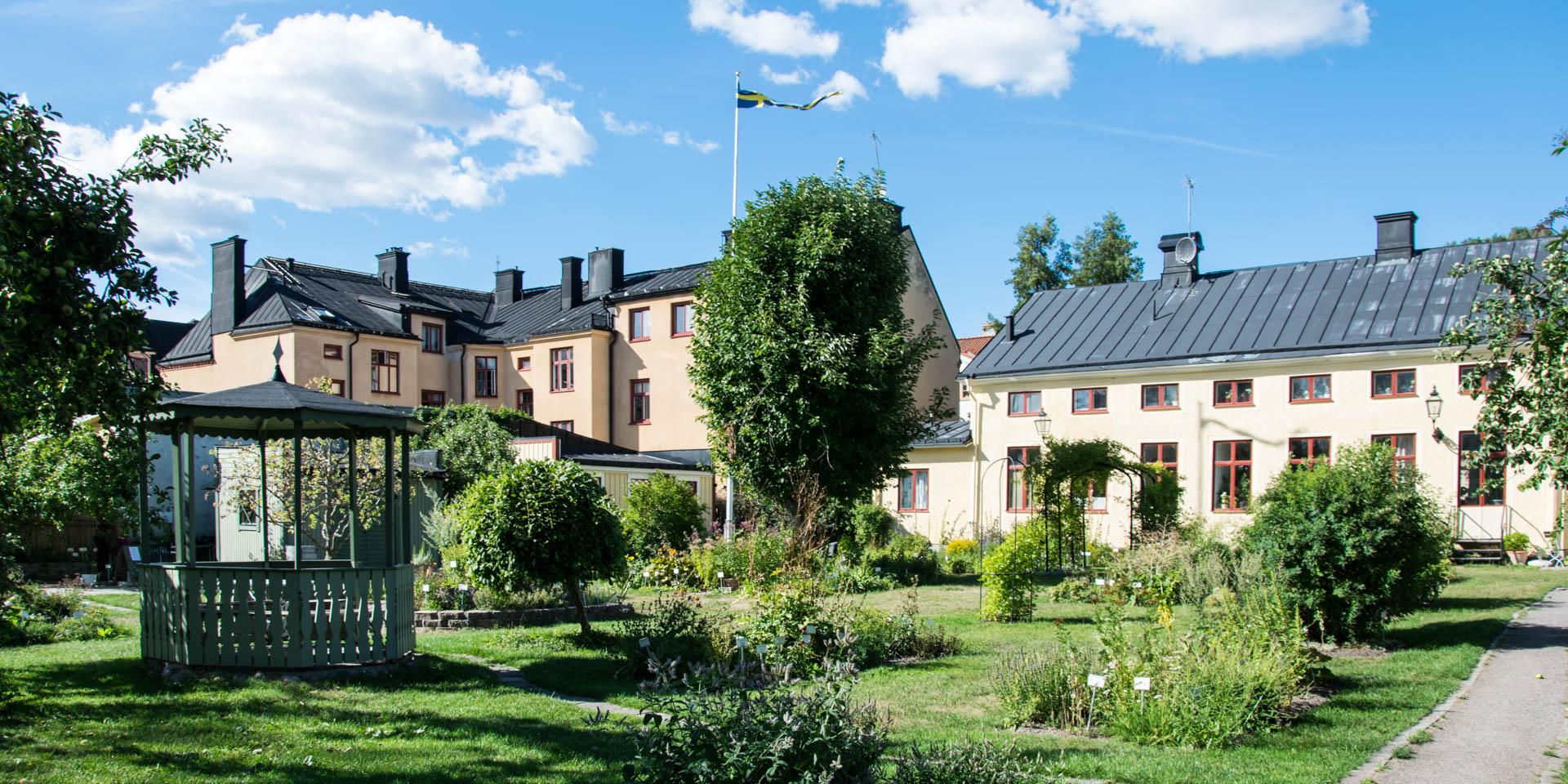 Örtagården i Söderköping 2018