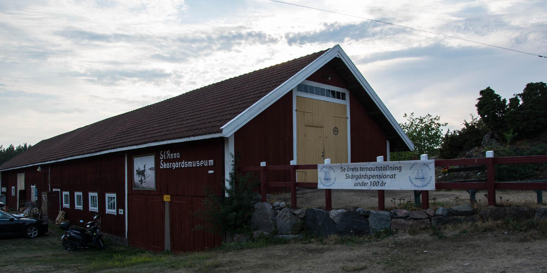 S:t Anna Skärgårdsmuseum 2018