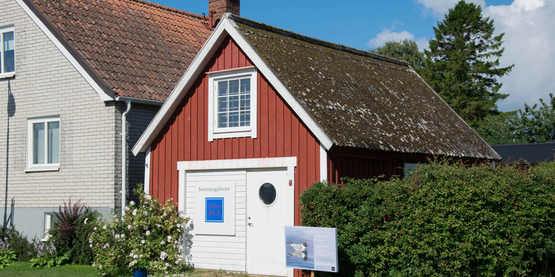 Galleri Blå 2016