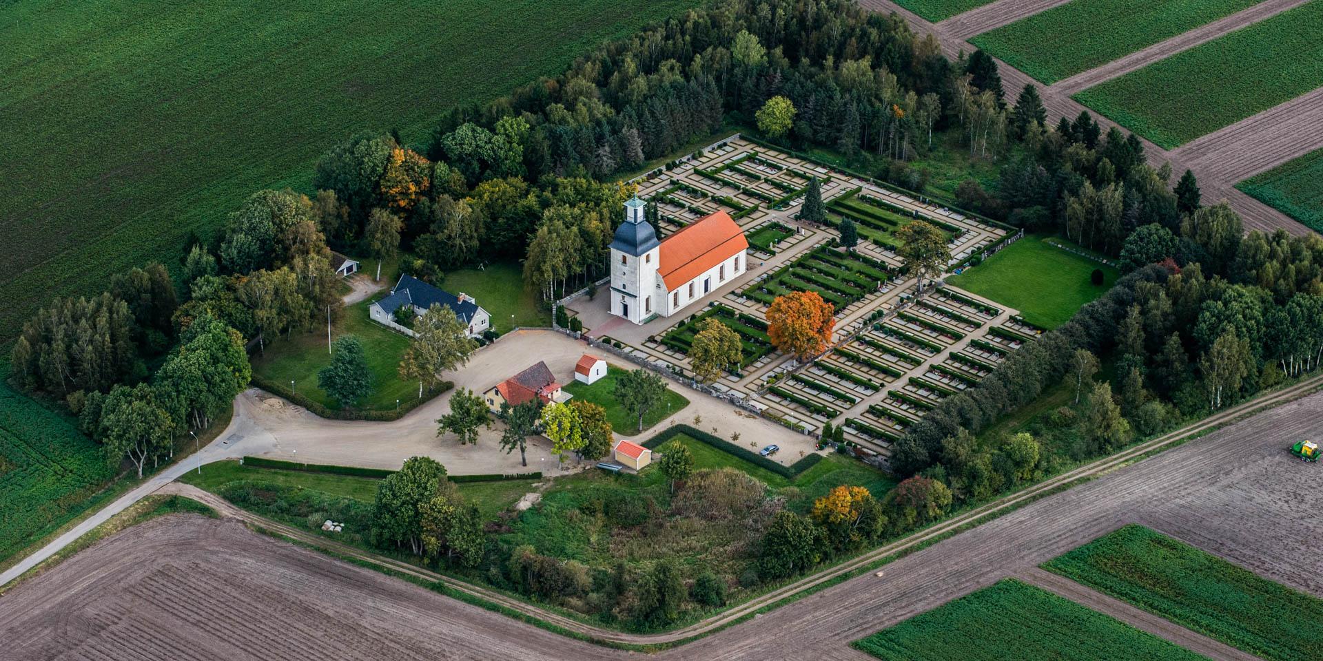 Gammalstorps Kyrka 2008