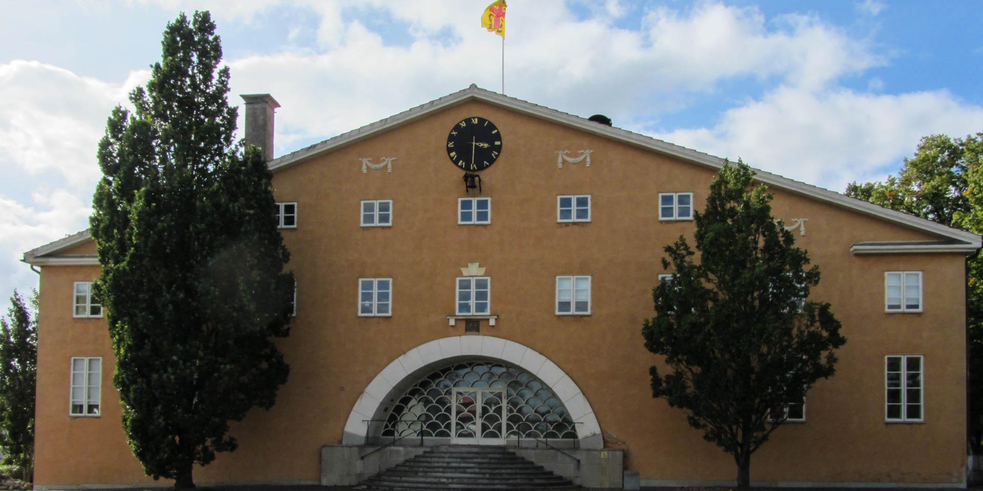 Listers Härads Tingshus 2012