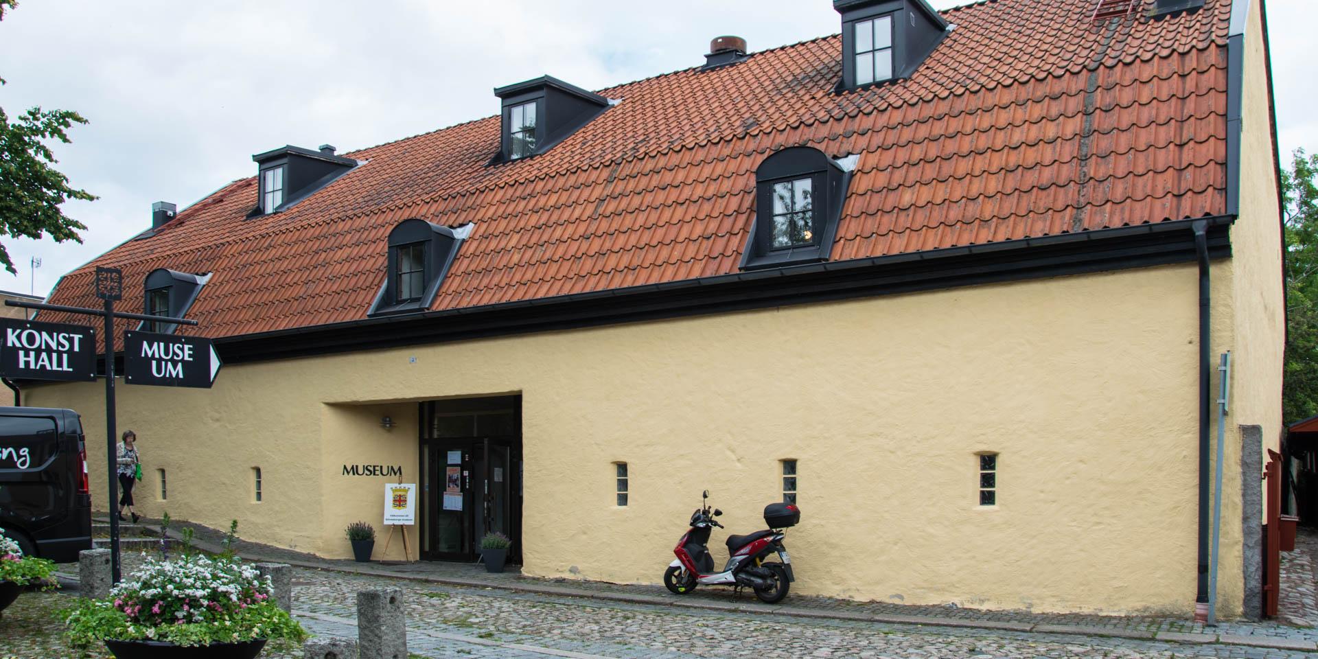 Sölvesborgs Museum 2016