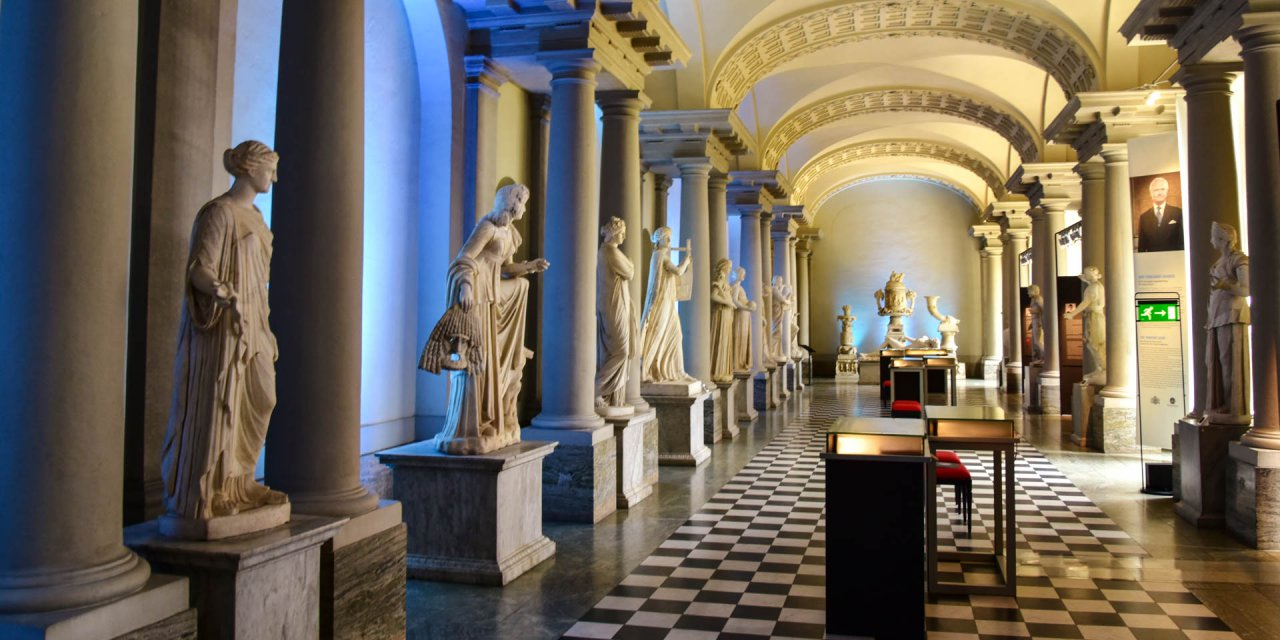 Gustav III:s Antikmuseum 2017