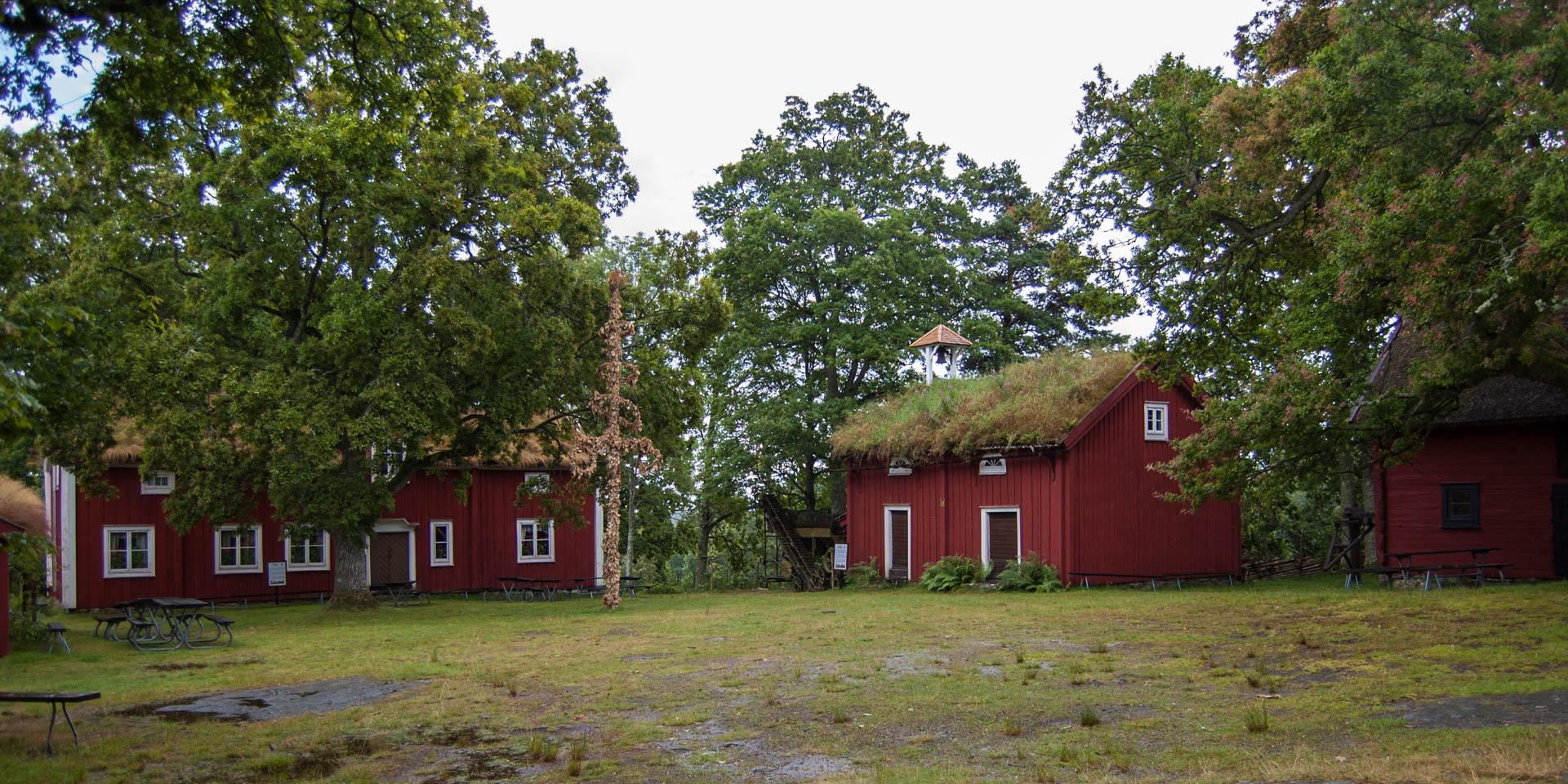 Hembygdsgård Lunnabacken 2015