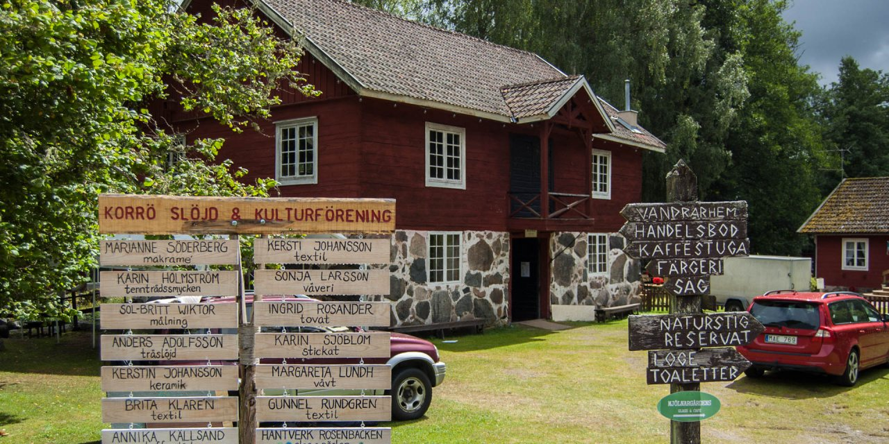 Korrö Hantverksby 2015