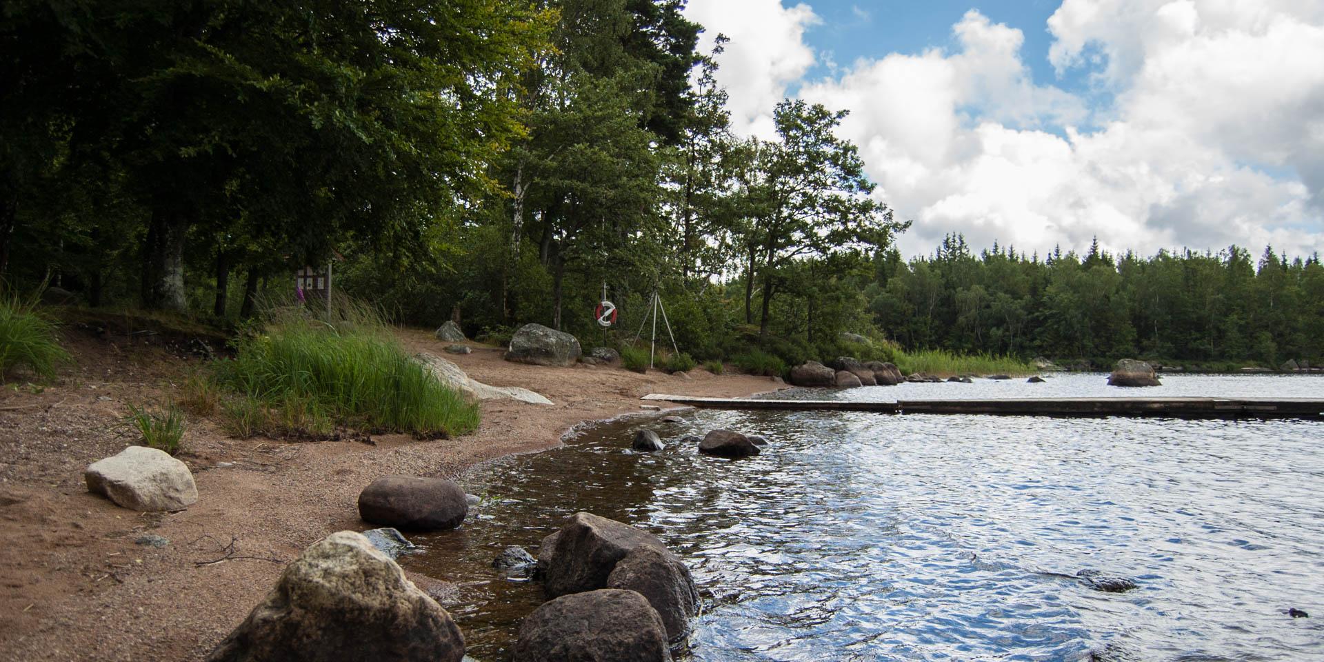 Ursötorps Badplats 2015