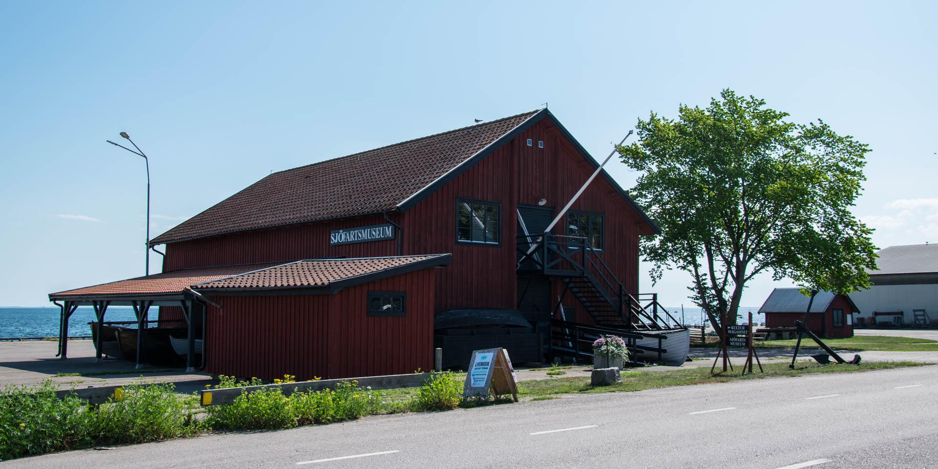 Bergkvara Sjöfartsmuseum 2019