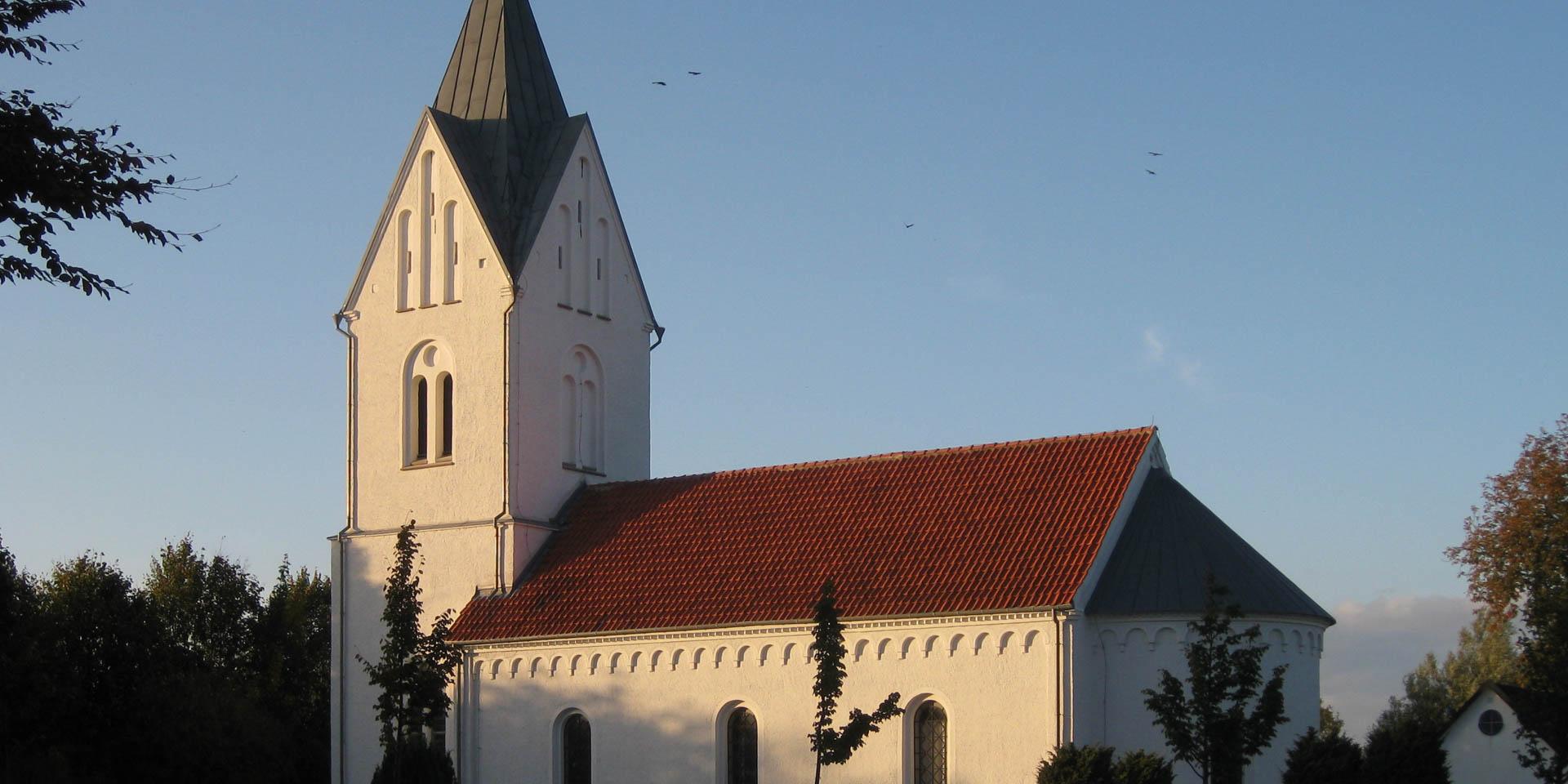 Äspö kyrka 2008