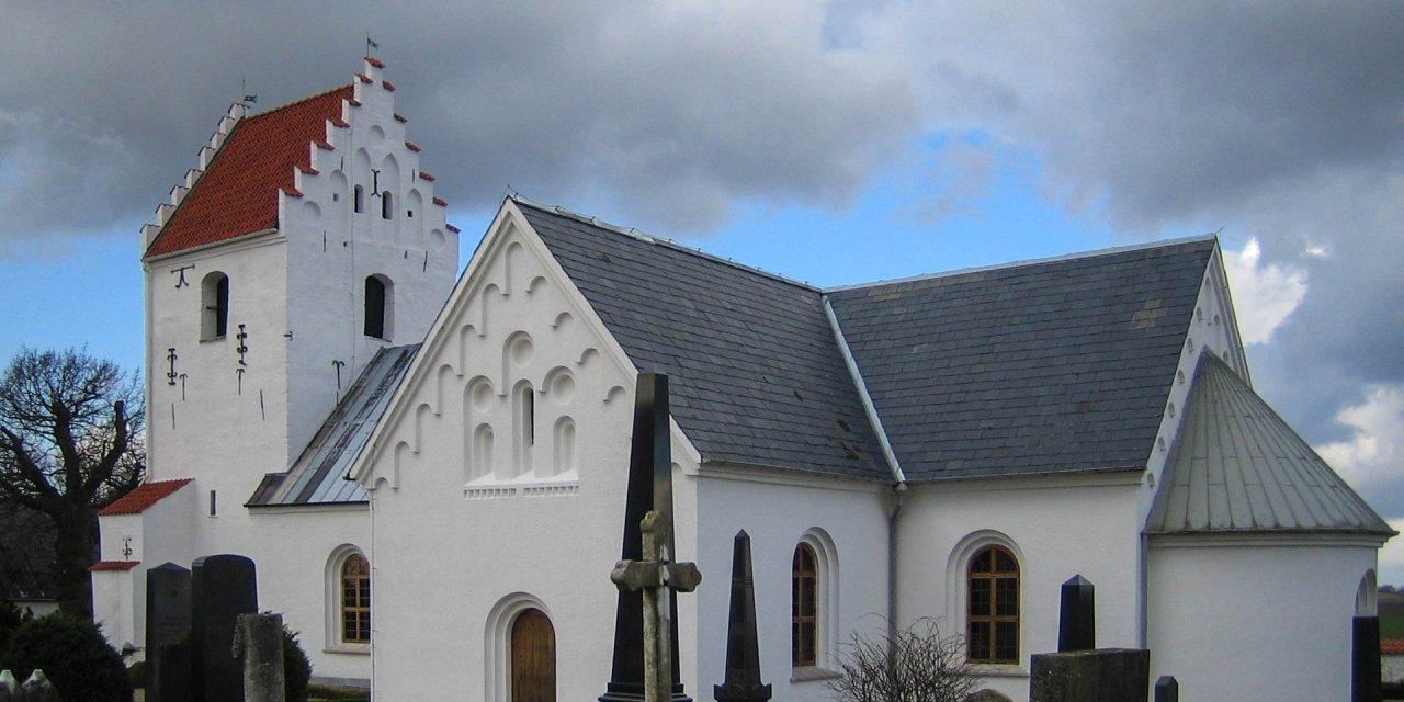 Bodarps kyrka 2008