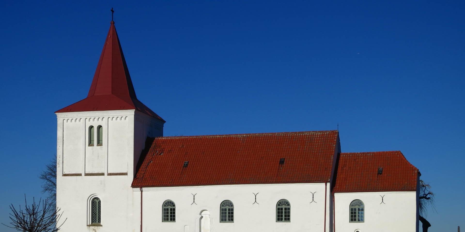Gärdslövs kyrka 2013