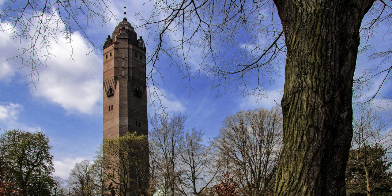 Gamla vattentornet 2012