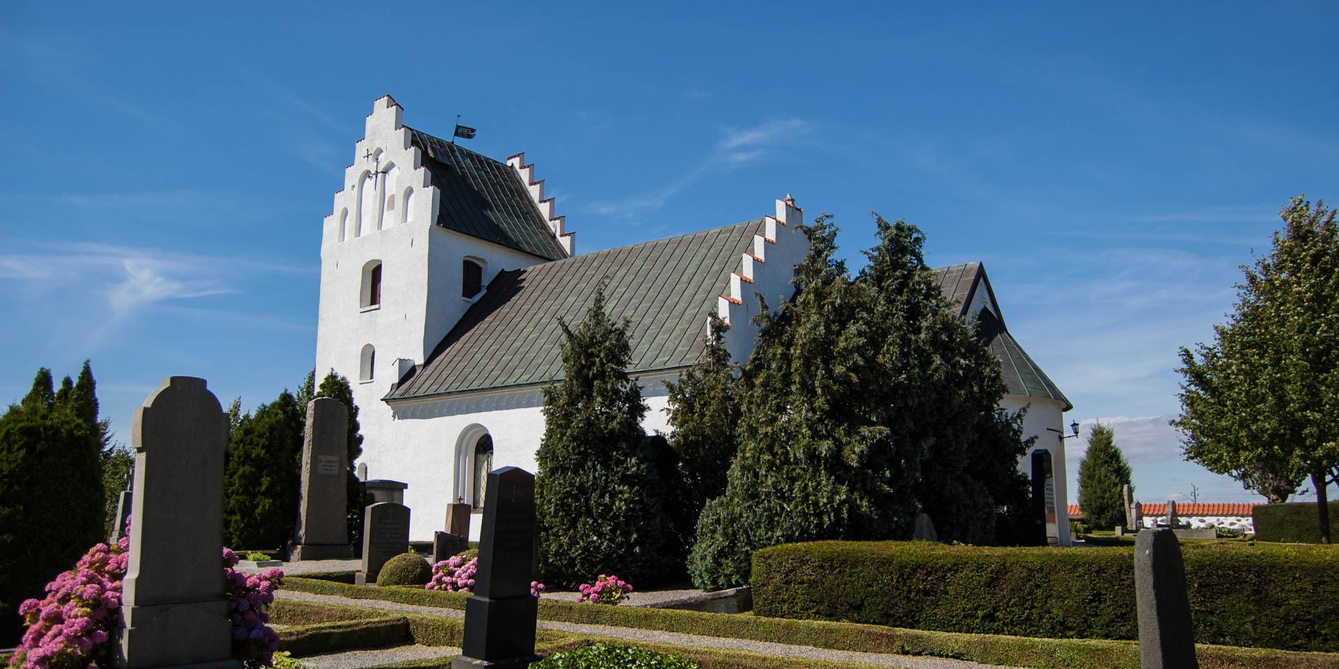Kyrkoköpinge Kyrka 2015