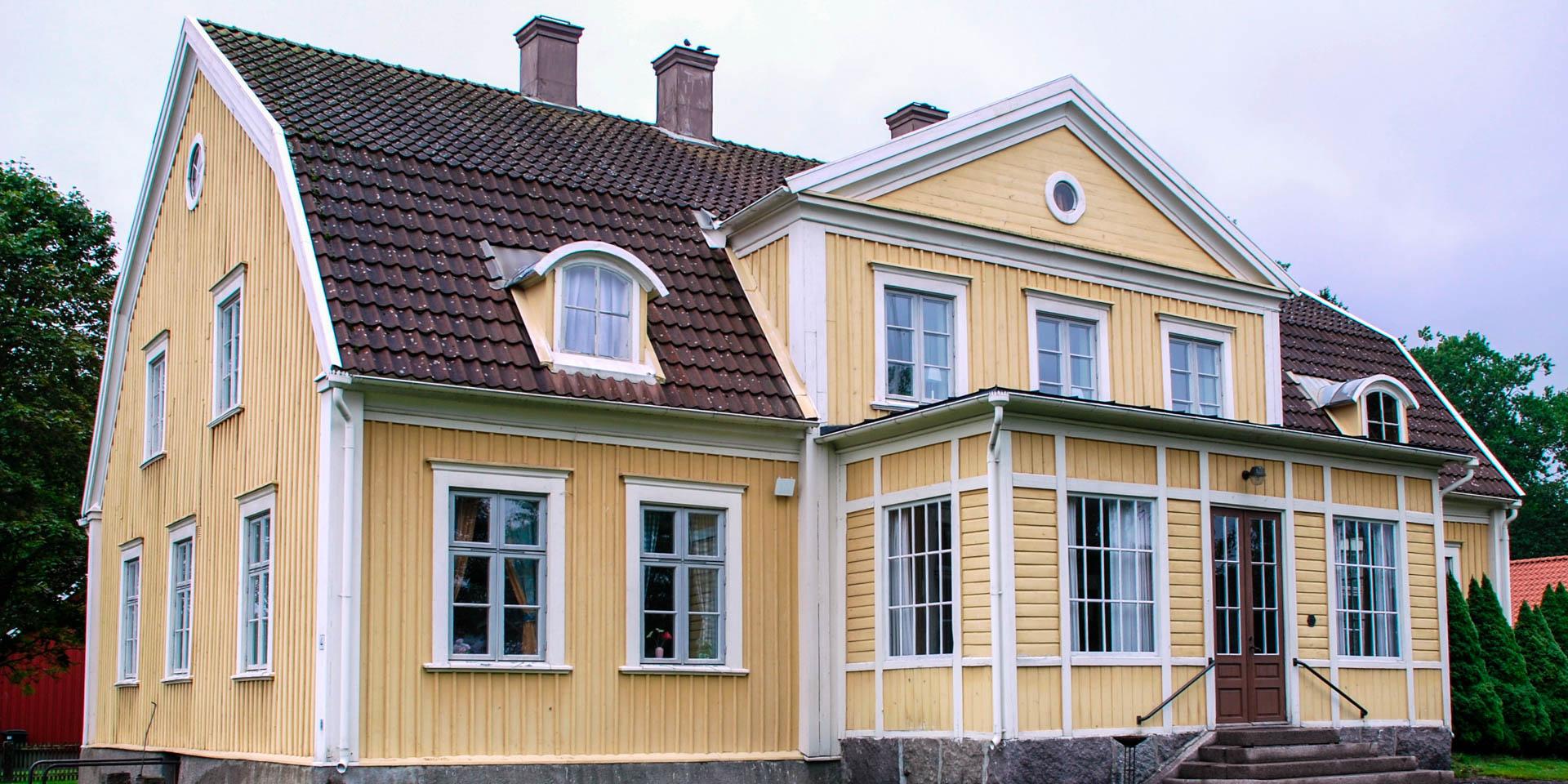 Lenhovda Tingshus 2010