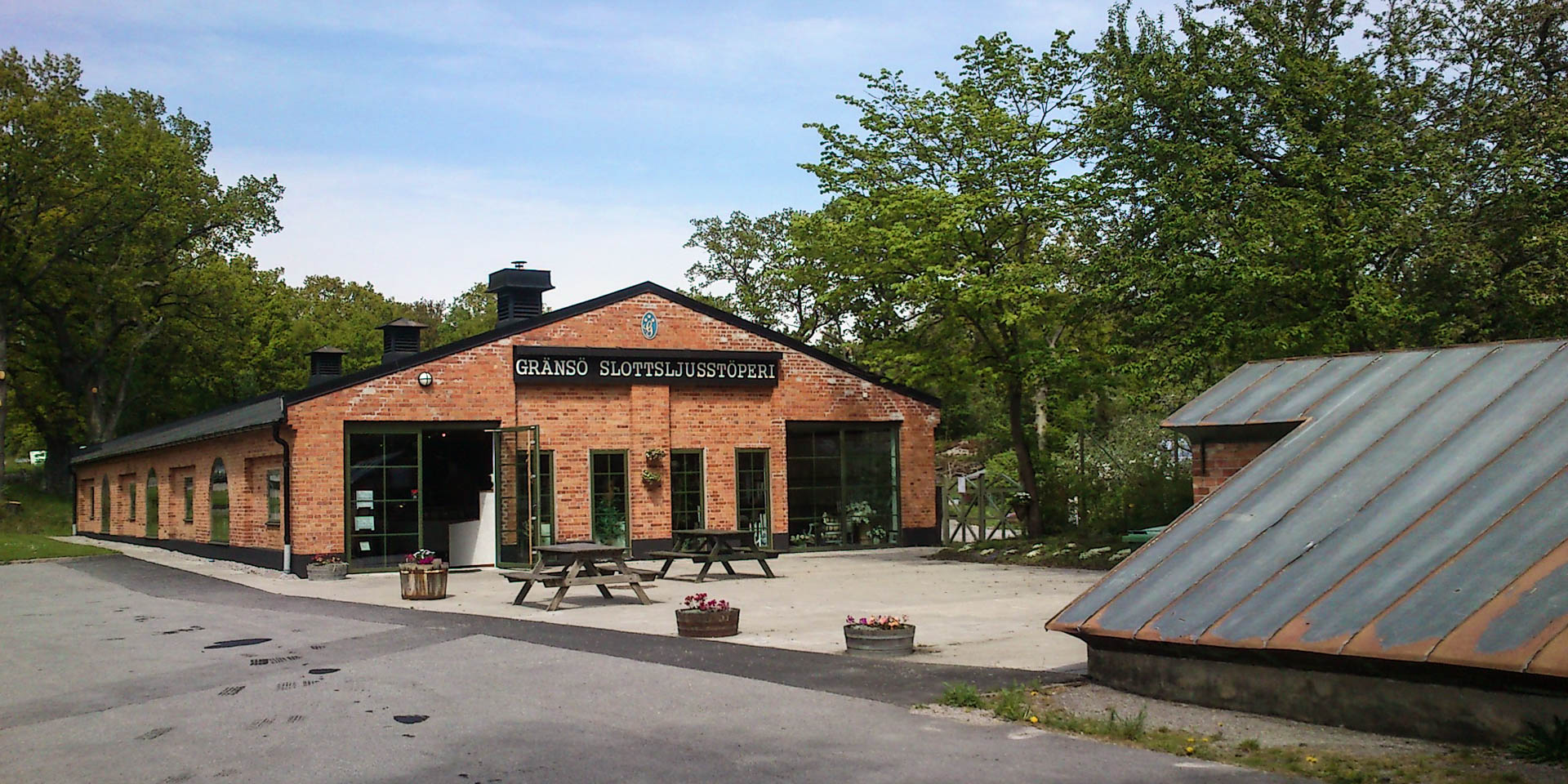 Gränsö Slotts Ljusstöperi 2013