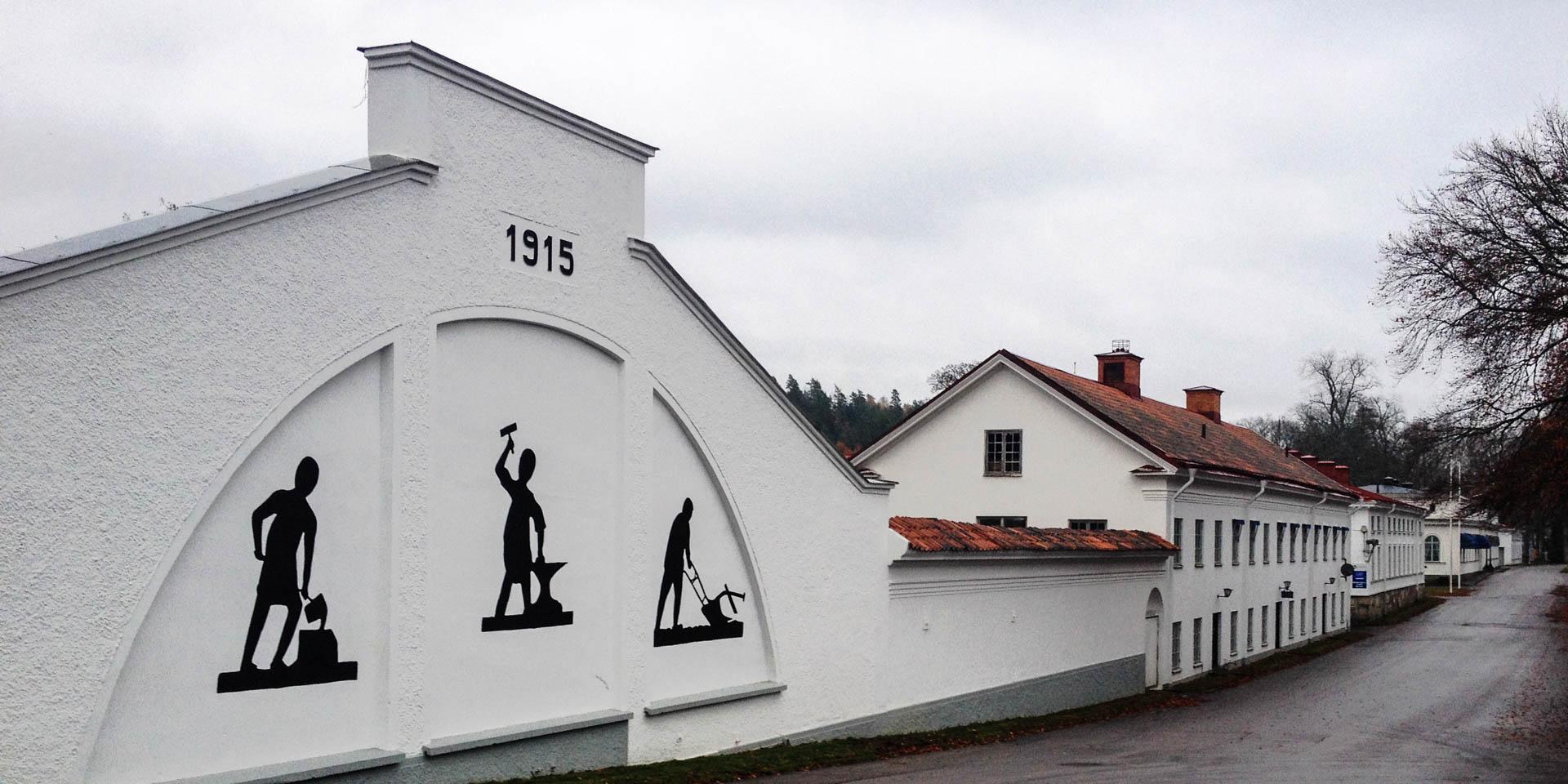 Överums Bruksmuseum 2014