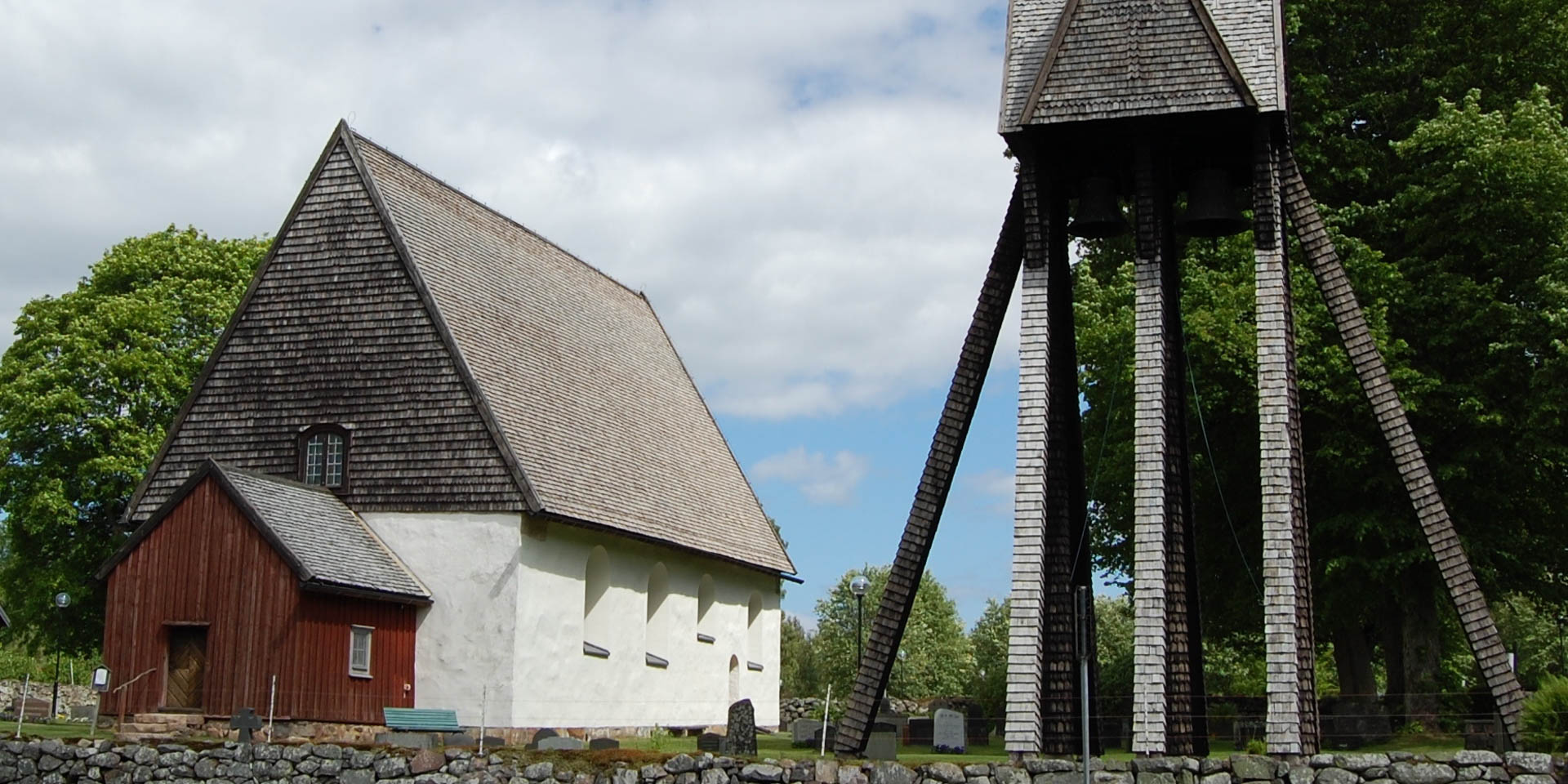 Sjösås Gamla Kyrka 2012