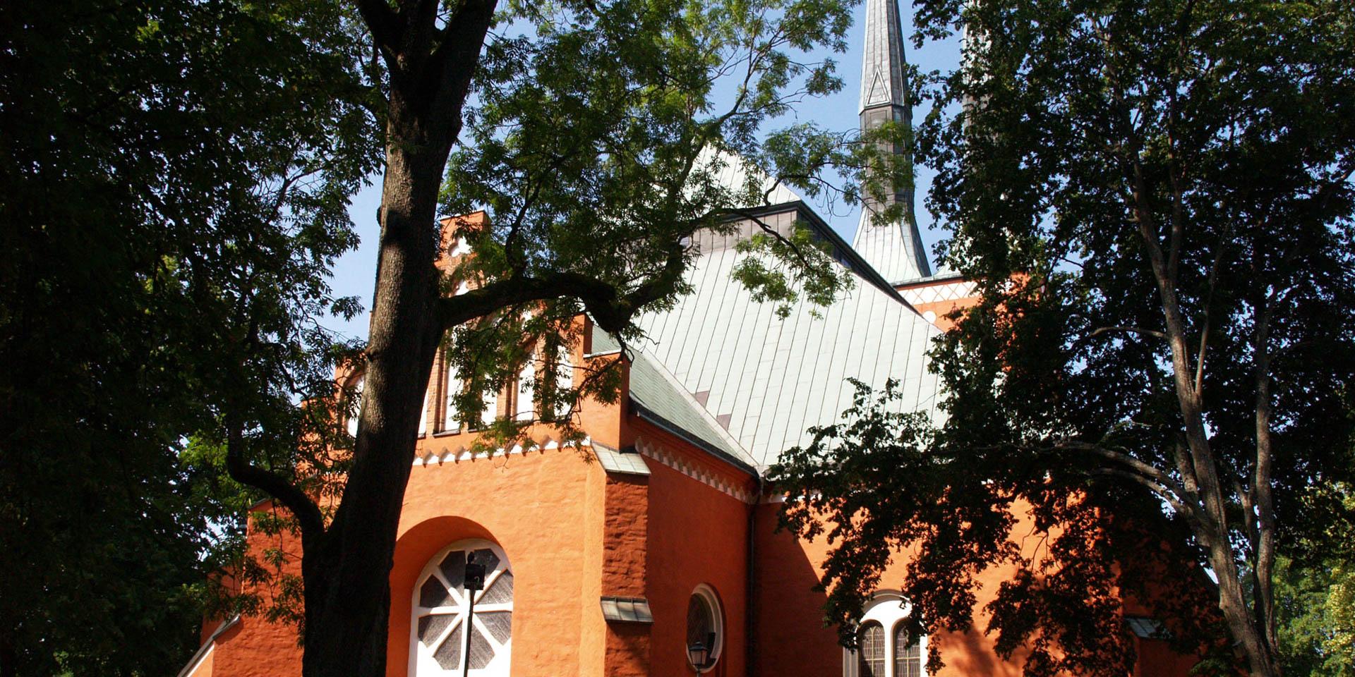 Växjö Domkyrka 2007